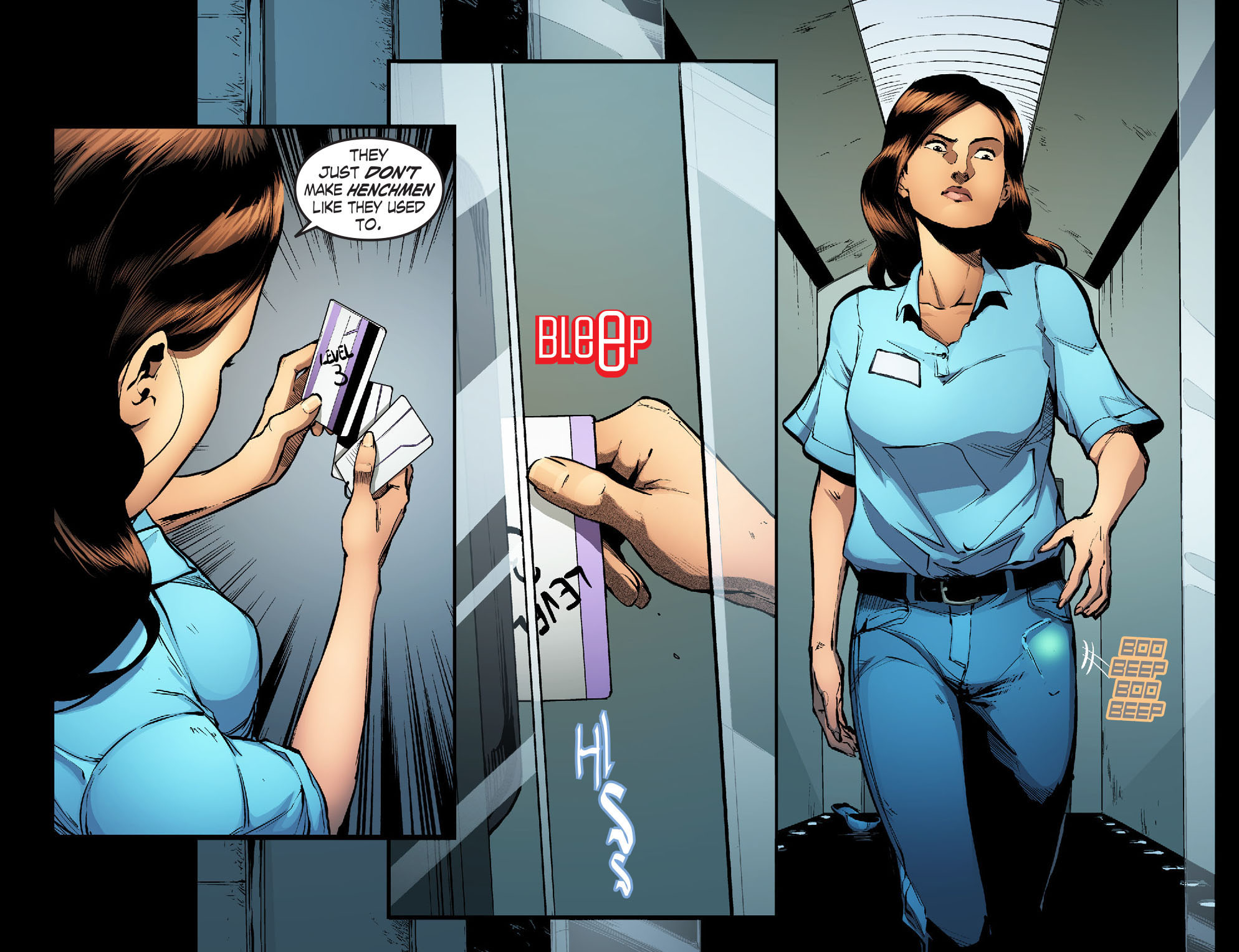 Read online Smallville: Season 11 comic -  Issue #30 - 13