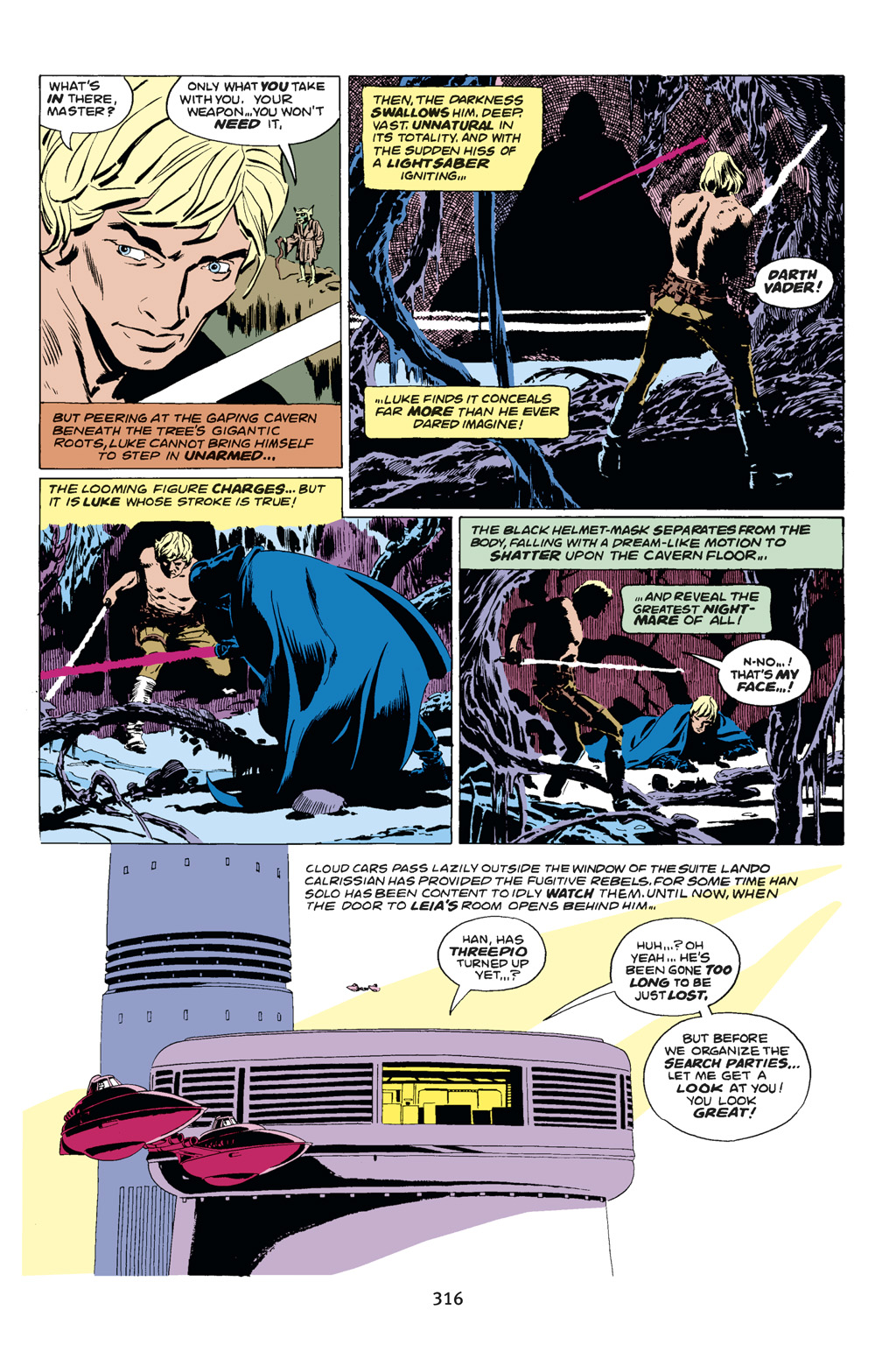 Read online Star Wars Omnibus comic -  Issue # Vol. 14 - 314