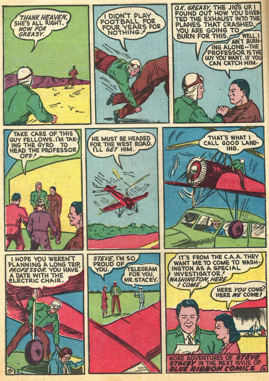 Blue Ribbon Comics (1939) issue 9 - Page 34