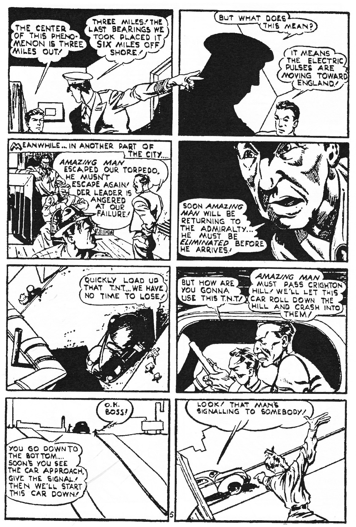 Read online Men of Mystery Comics comic -  Issue #83 - 39