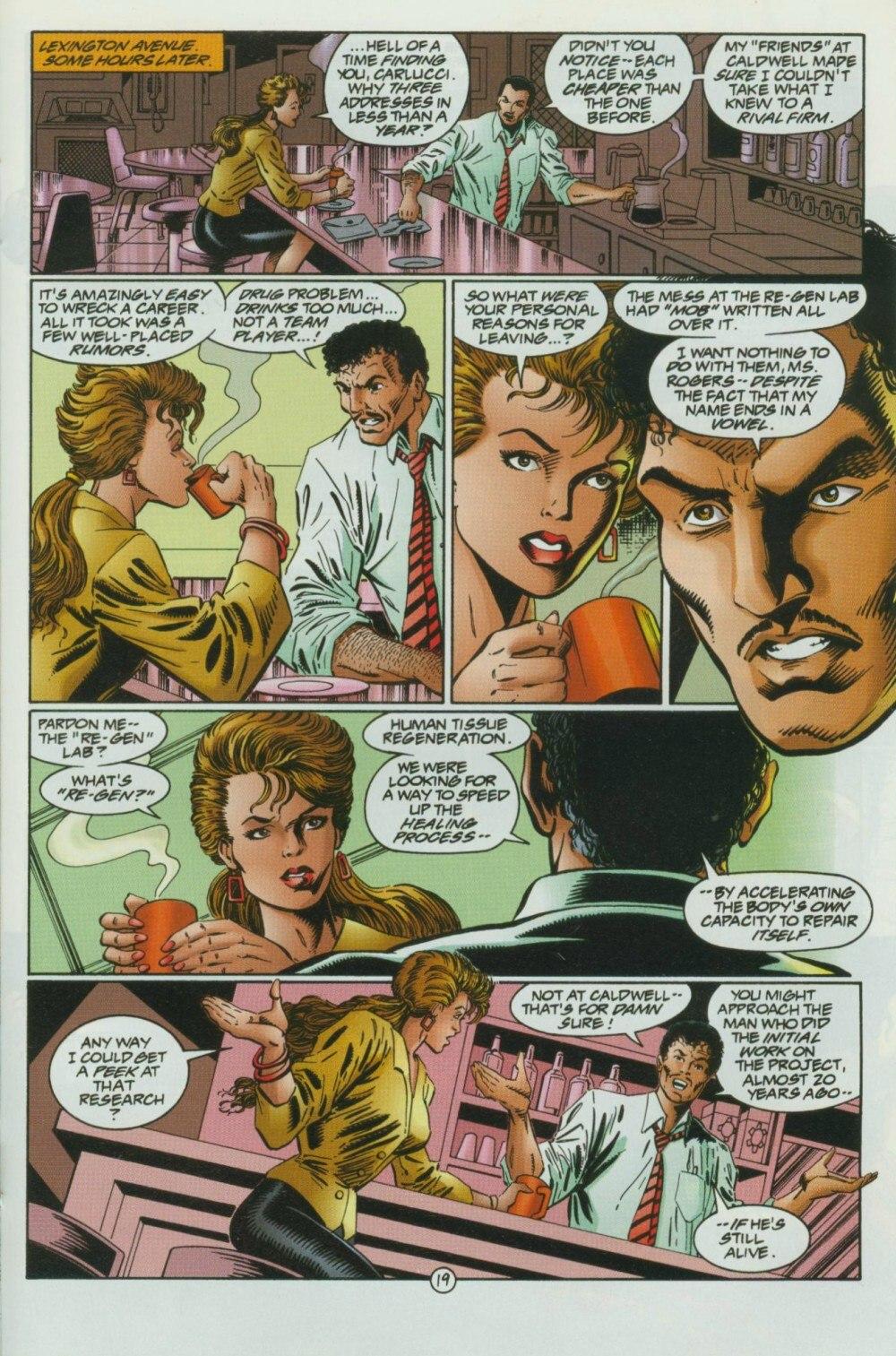 Read online Sludge comic -  Issue #10 - 22