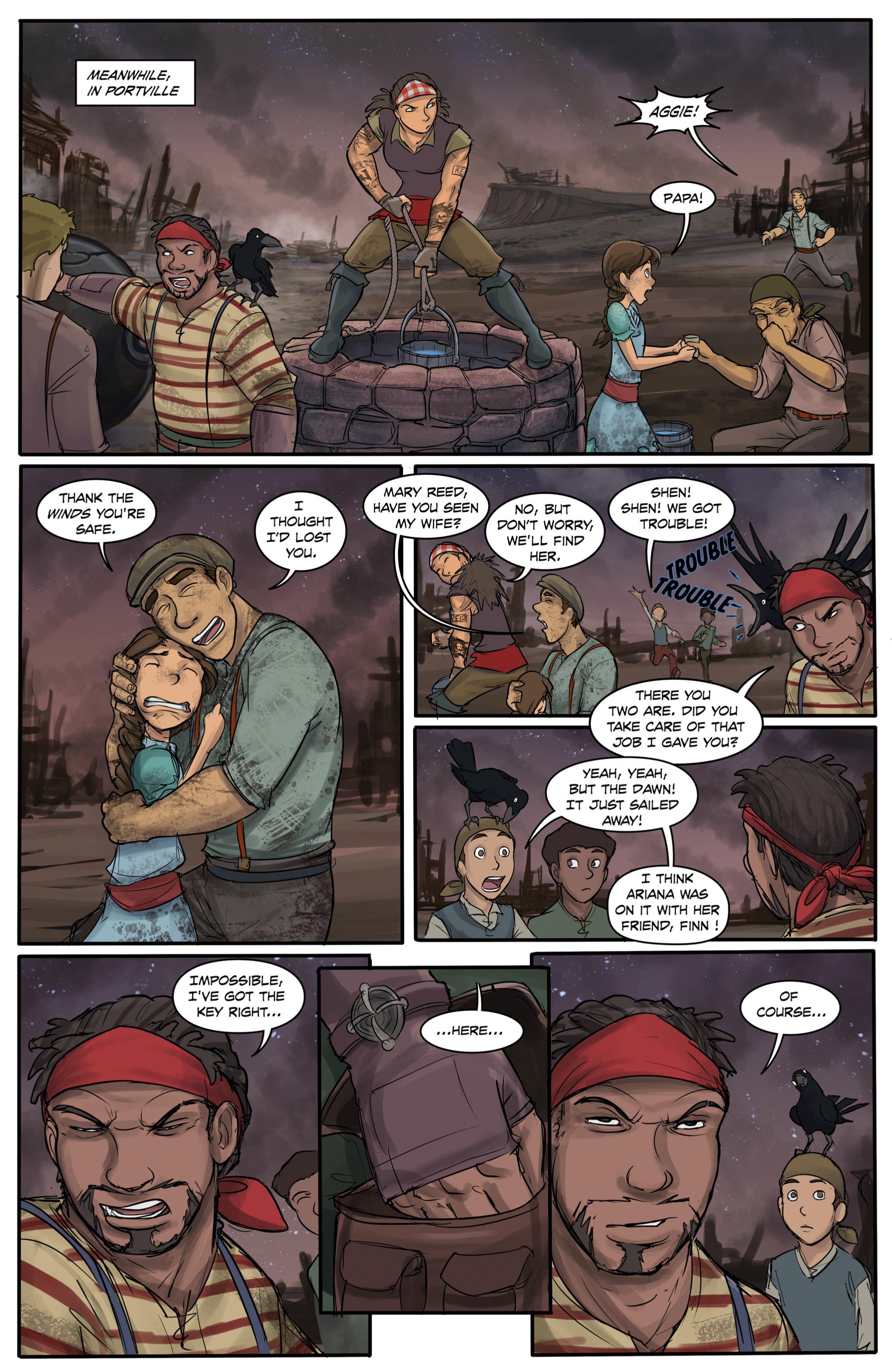 Read online Anne Bonnie comic -  Issue #6 - 4