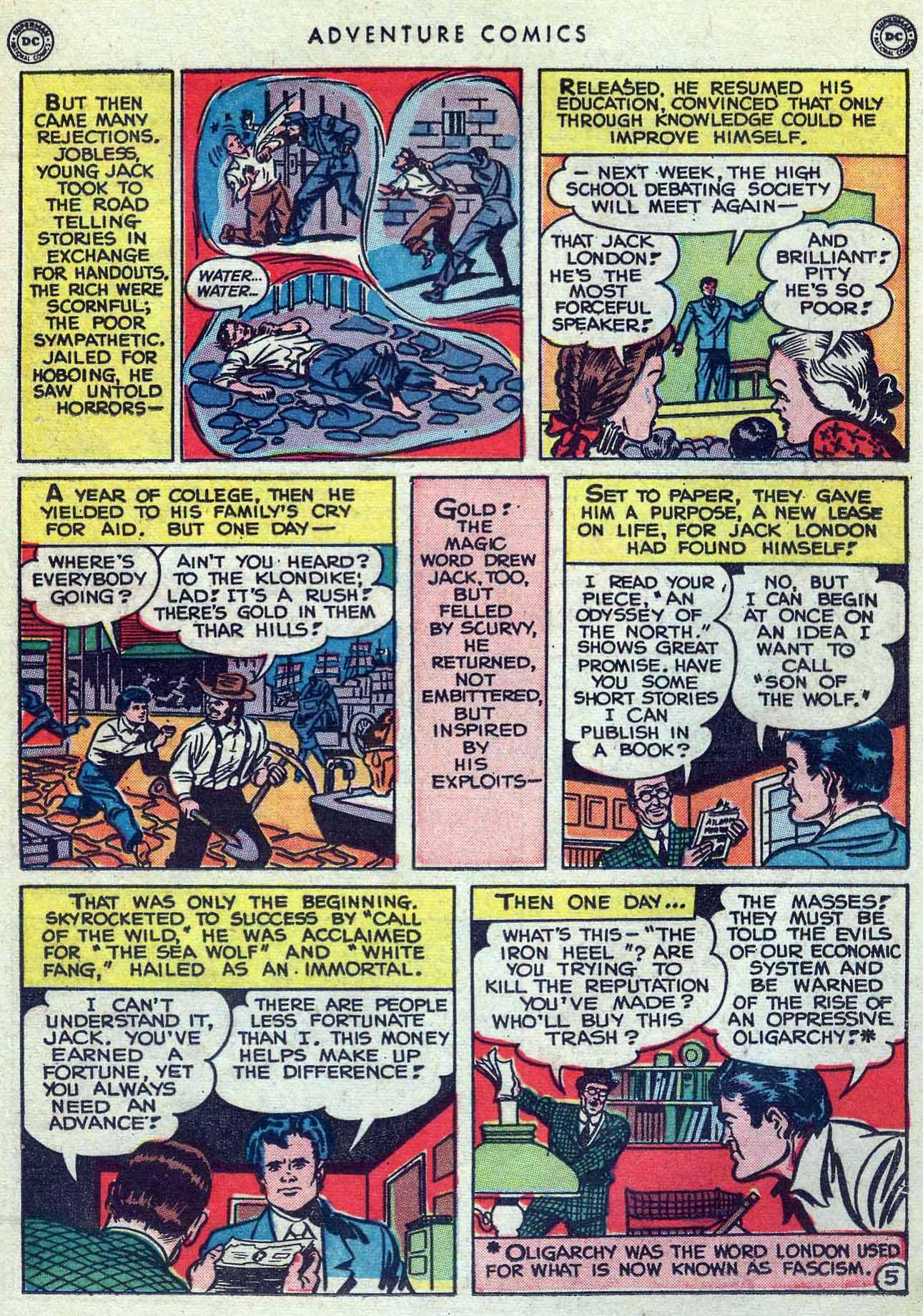 Read online Adventure Comics (1938) comic -  Issue #149 - 27