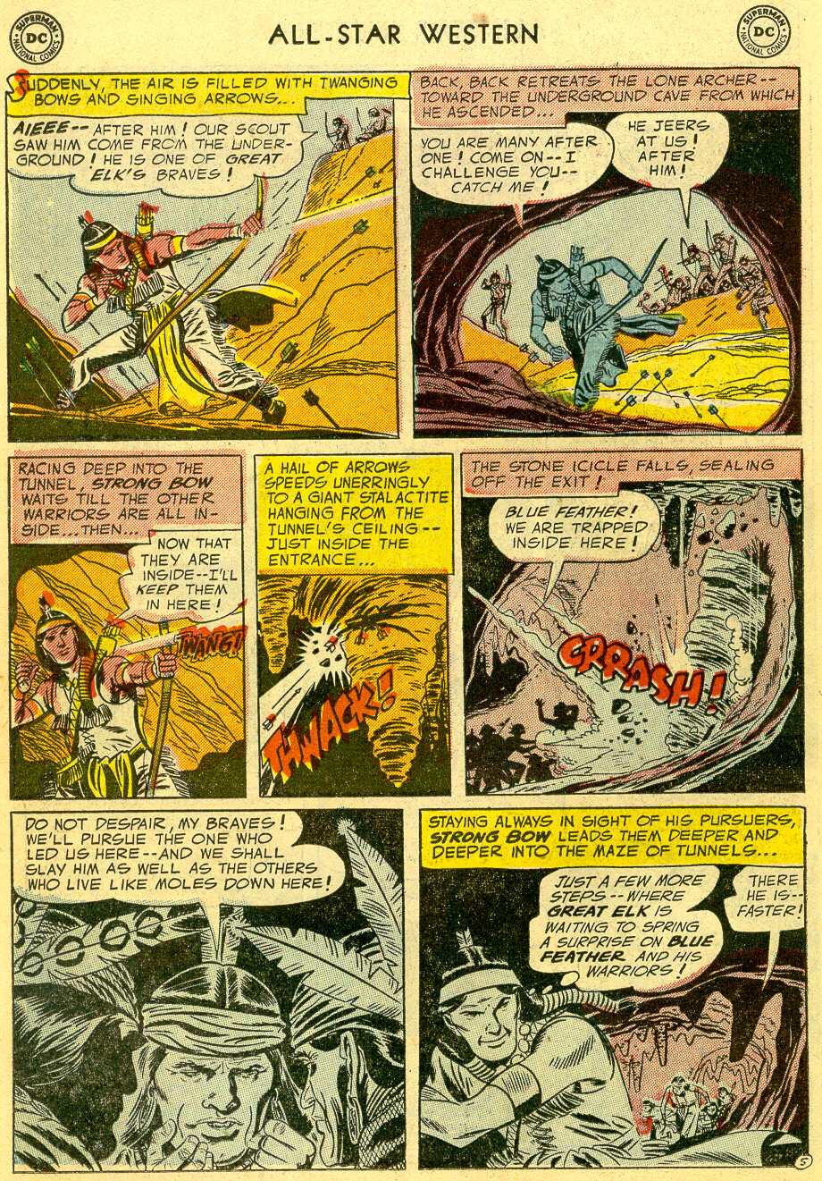 Read online All-Star Western (1951) comic -  Issue #82 - 14