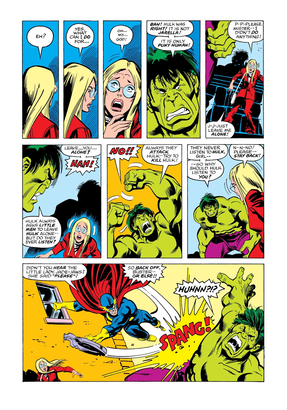 Read online Marvel Masterworks: The Incredible Hulk comic -  Issue # TPB 12 (Part 3) - 35