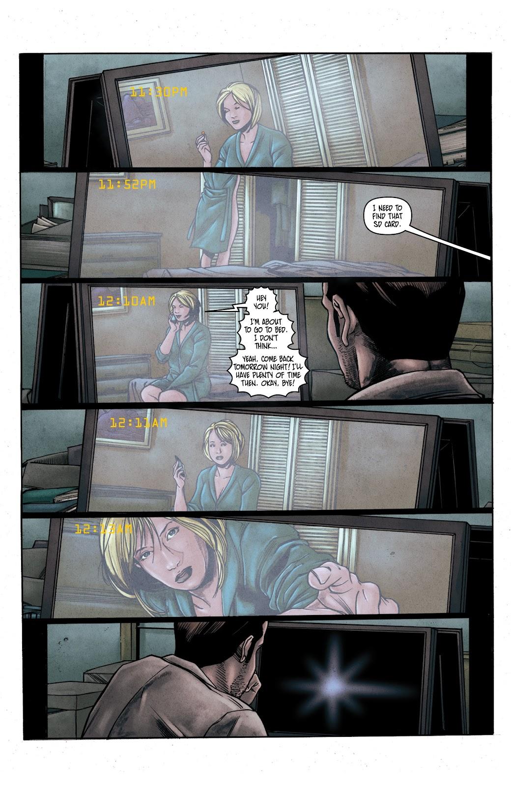 Read online Vindication comic -  Issue #2 - 3