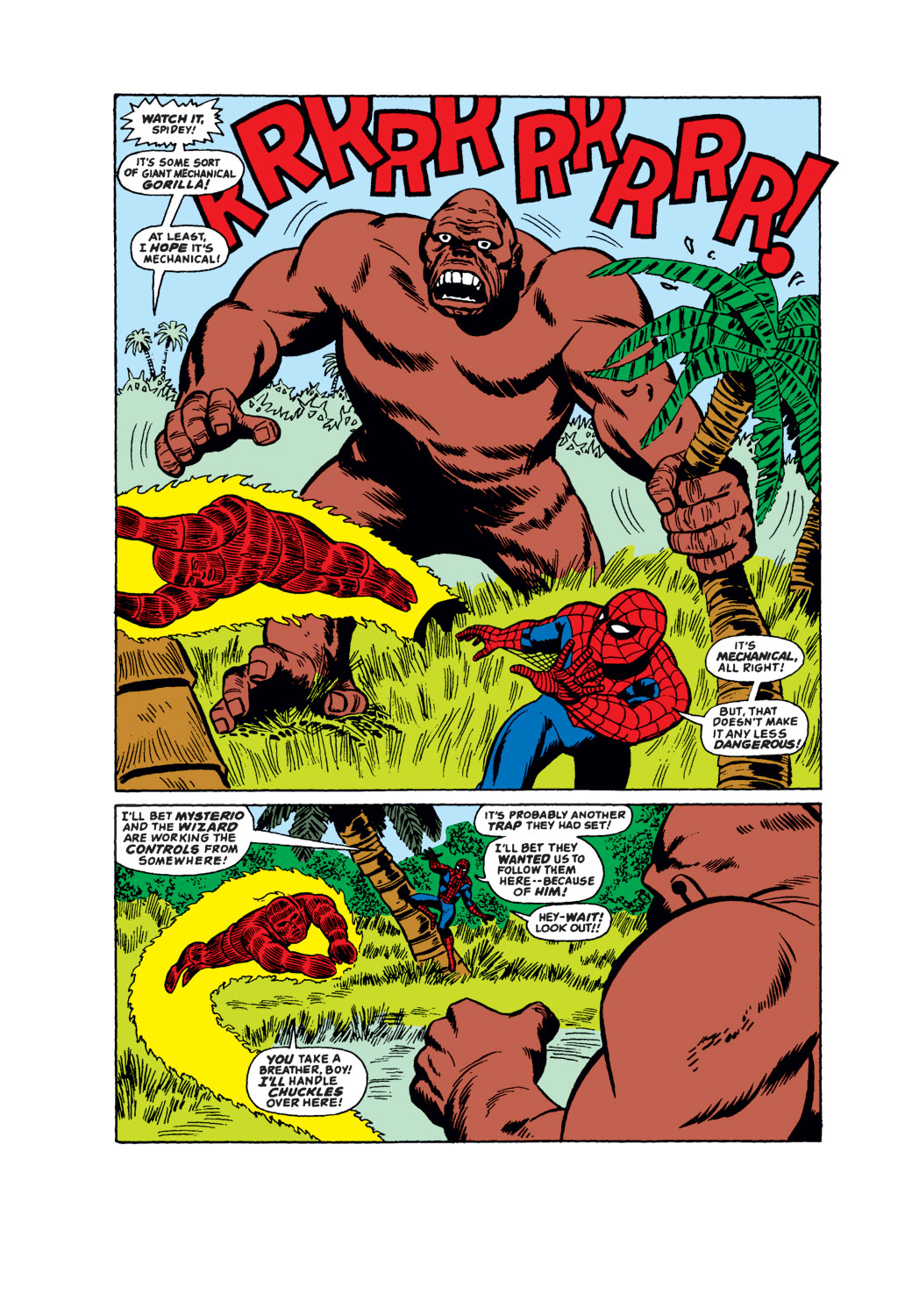 The Amazing Spider-Man (1963) _Annual_4 Page 31