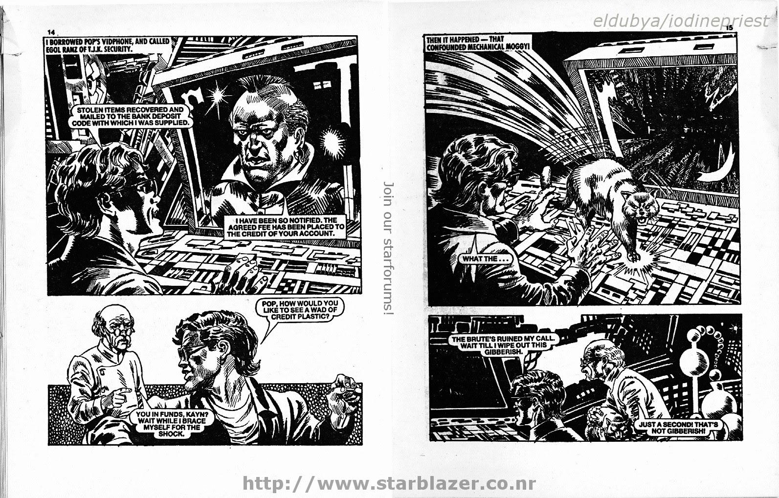 Starblazer issue 252 - Page 9