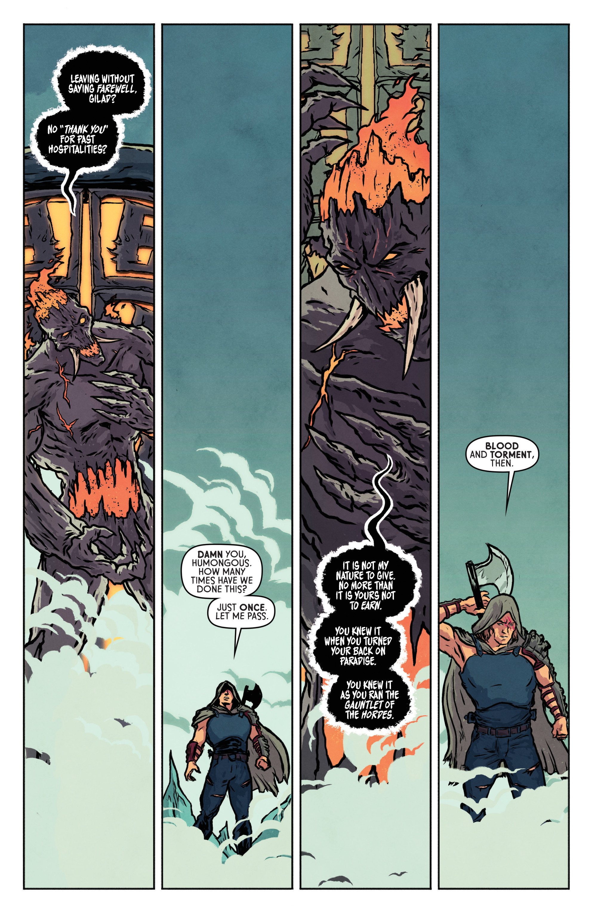 Read online Wrath of the Eternal Warrior comic -  Issue #3 - 22