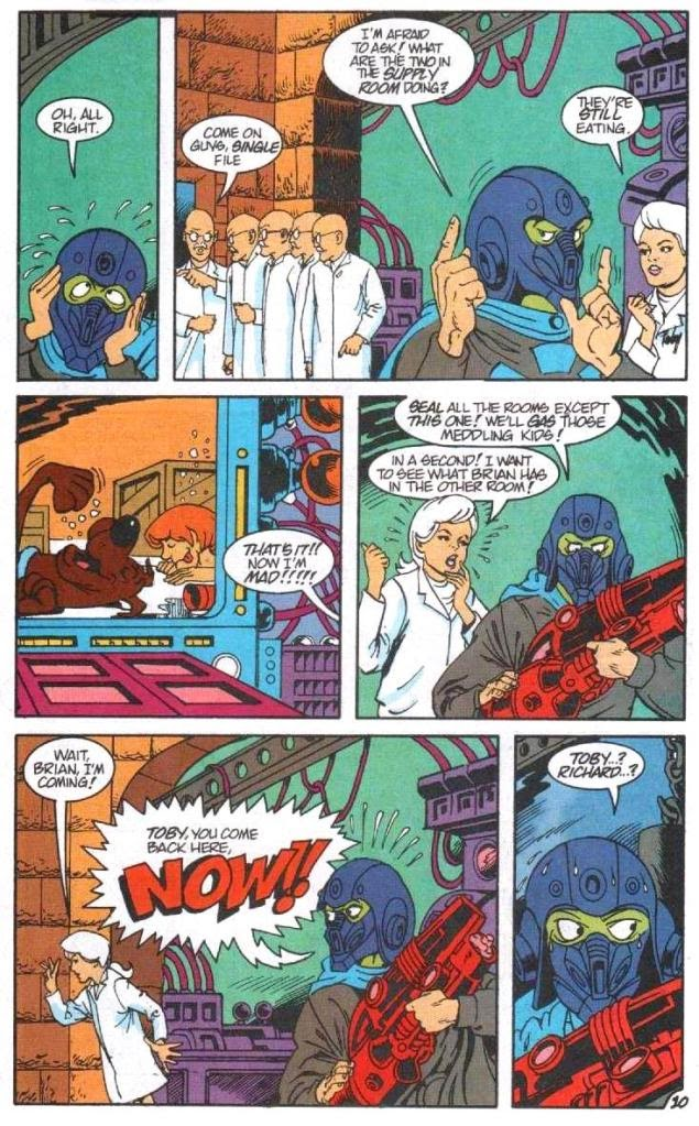 Read online Scooby-Doo (1995) comic -  Issue #5 - 11