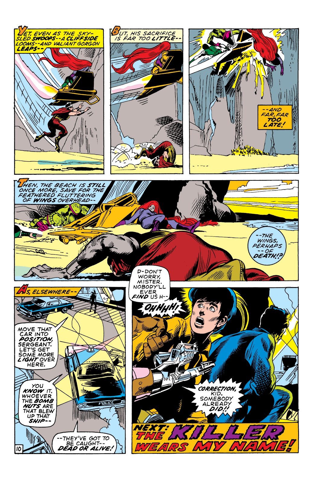Read online Marvel Masterworks: The Inhumans comic -  Issue # TPB 1 (Part 2) - 34
