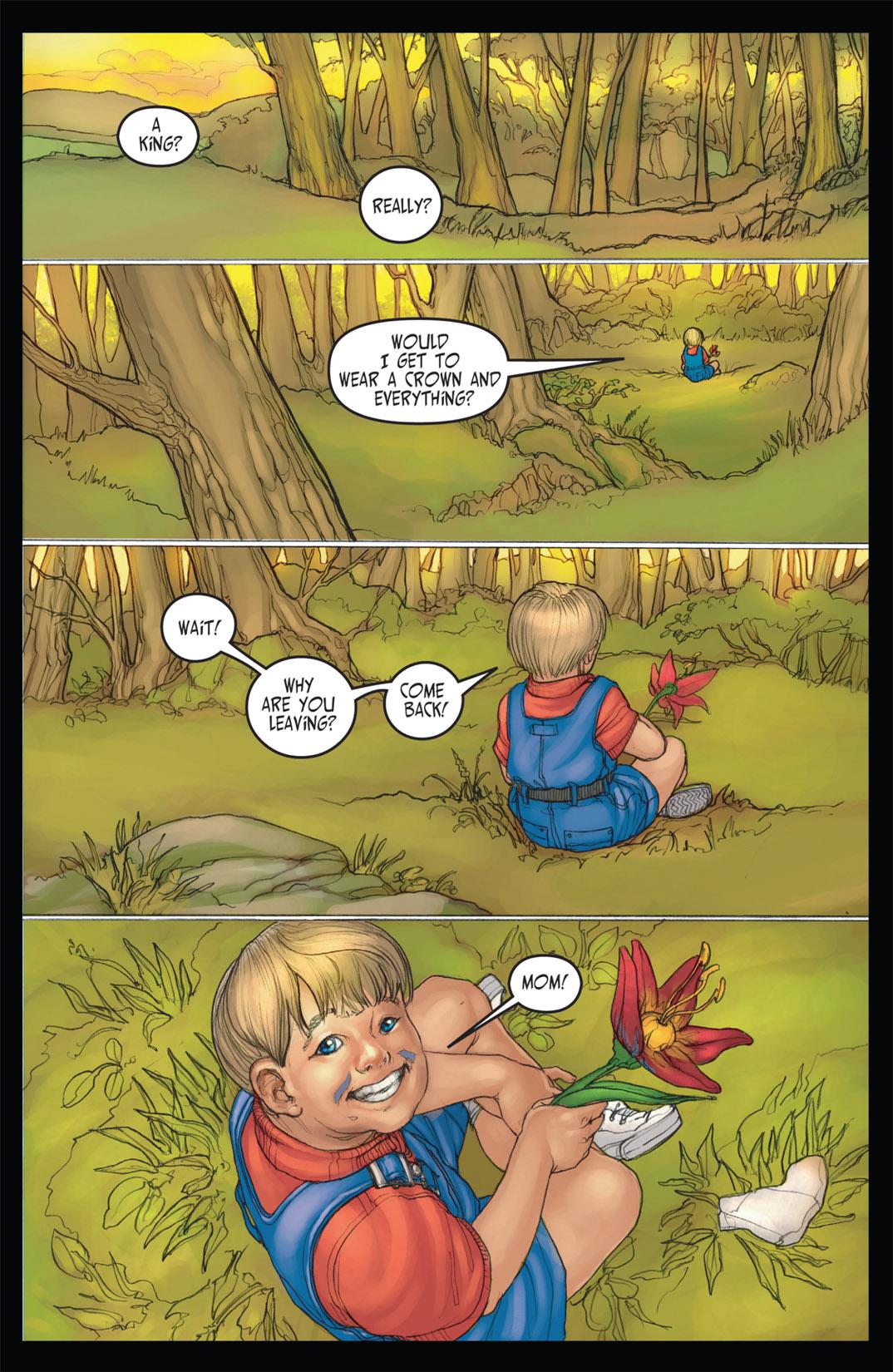 Read online Nightmare World comic -  Issue # Vol. 1 Thirteen Tales of Terror - 45