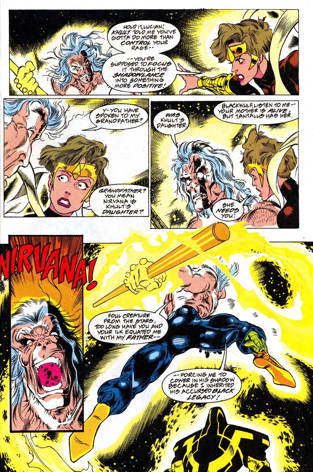 Read online Blackwulf comic -  Issue #9 - 19