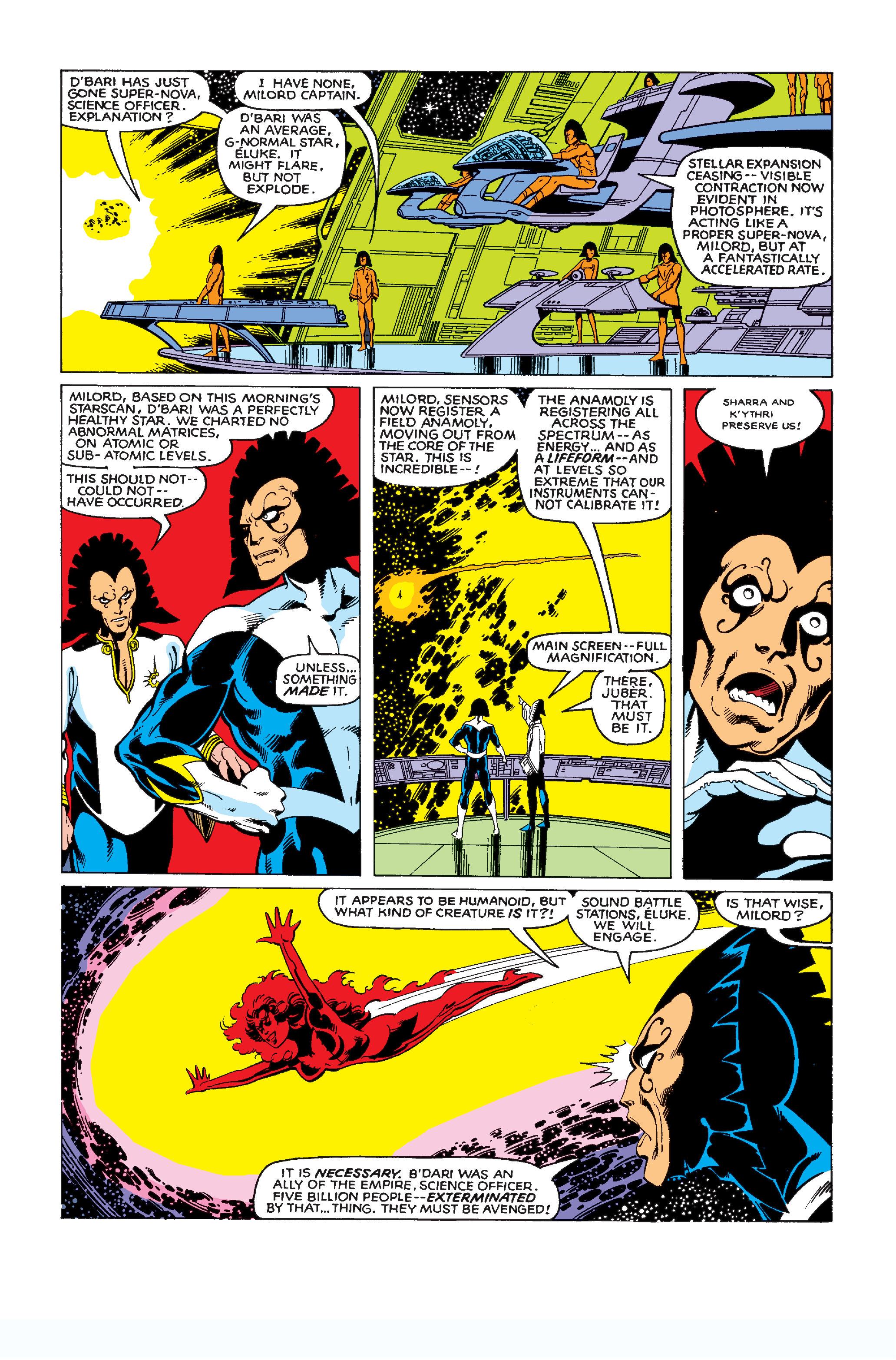 Read online Uncanny X-Men (1963) comic -  Issue #135 - 15