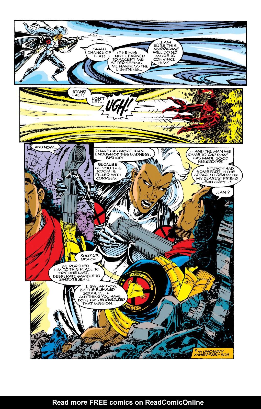 Uncanny X-Men (1963) issue 283 - Page 13