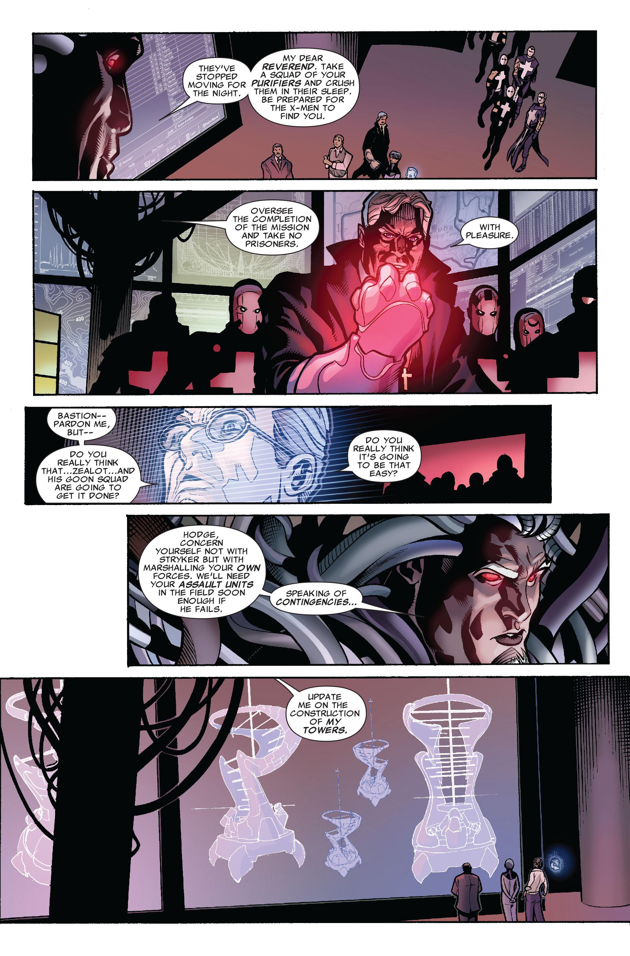 Read online Uncanny X-Men (1963) comic -  Issue #523 - 15