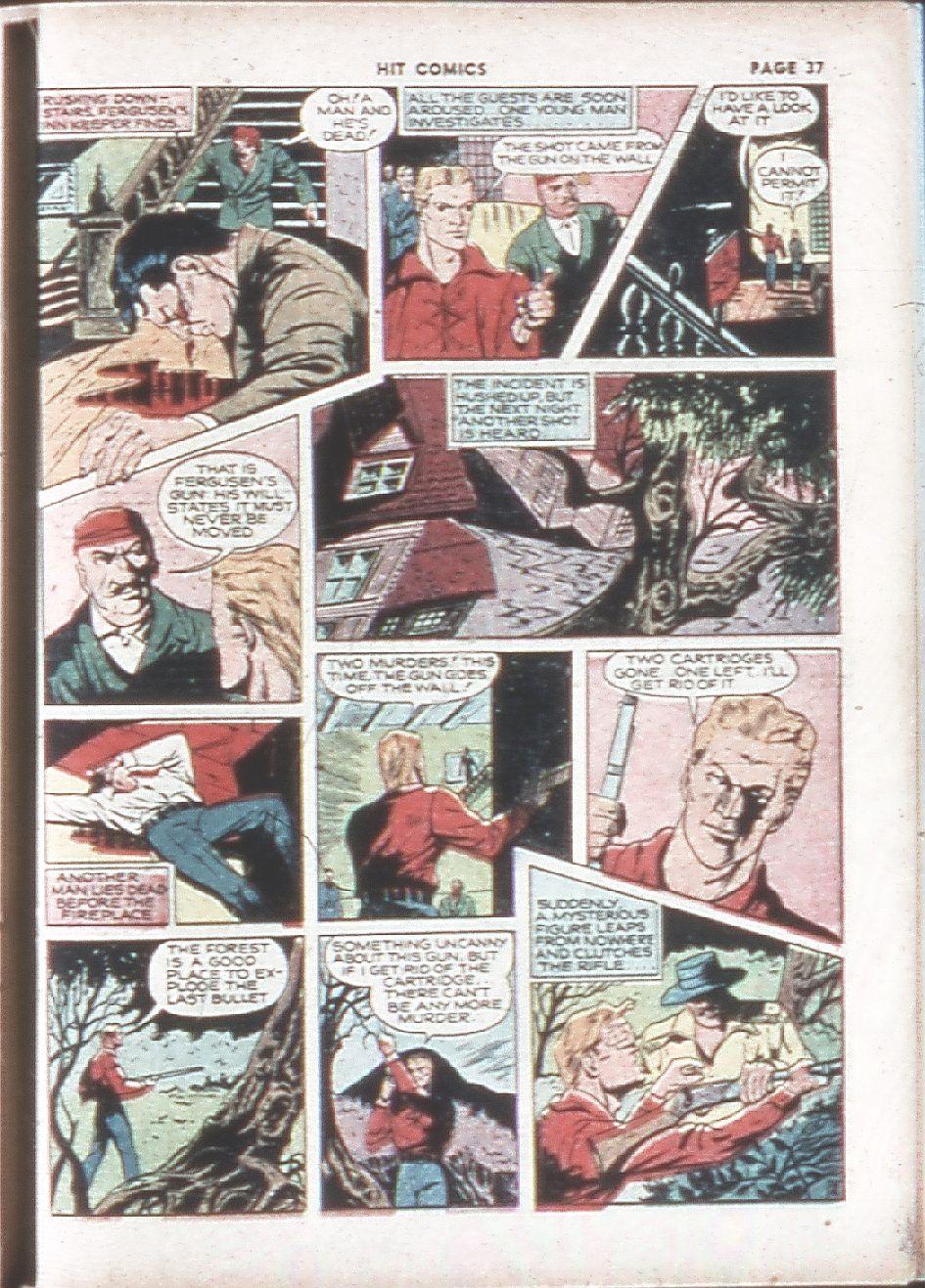 Read online Hit Comics comic -  Issue #7 - 39