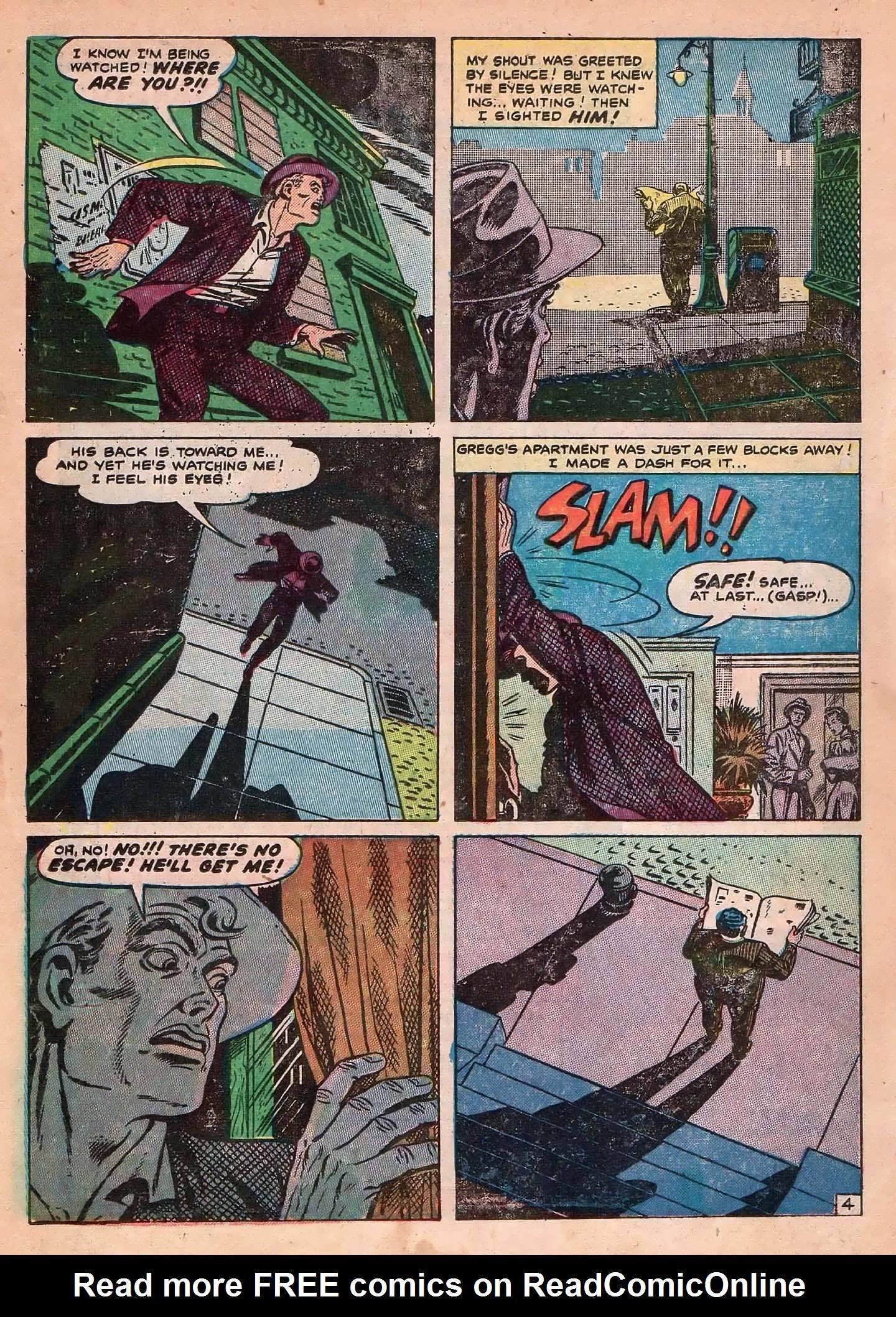 Read online Adventures into Weird Worlds comic -  Issue #2 - 14