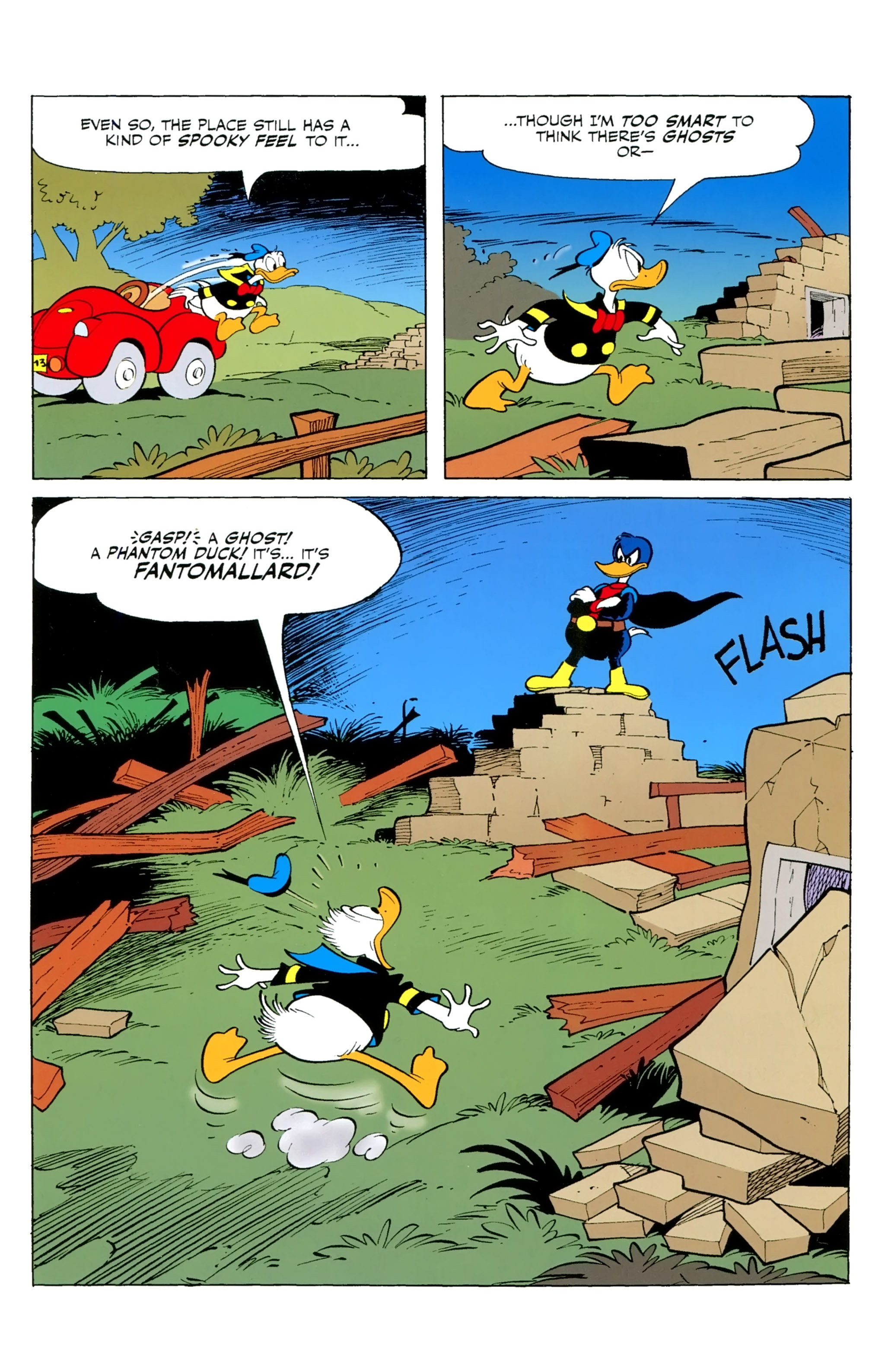 Read online Donald Duck (2015) comic -  Issue #14 - 22
