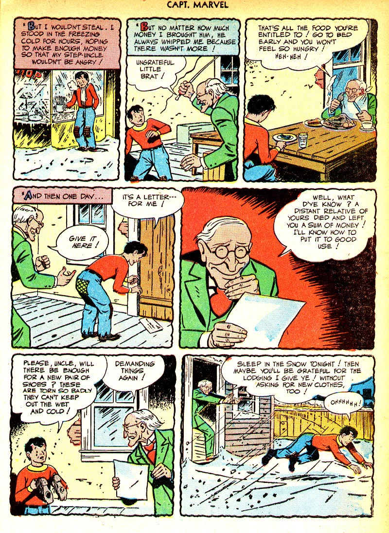 Captain Marvel Adventures issue 88 - Page 19