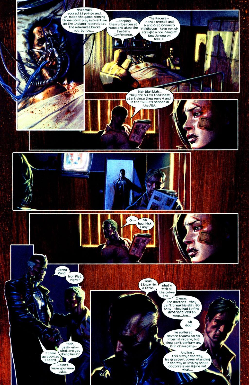 Read online Secret War comic -  Issue #1 - 8