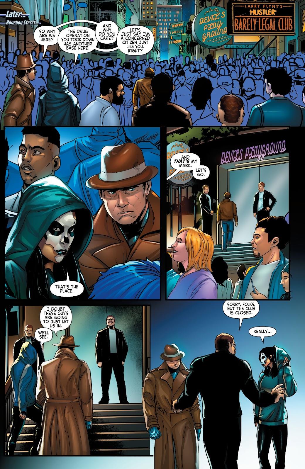 Read online Zodiac comic -  Issue #1 - 22