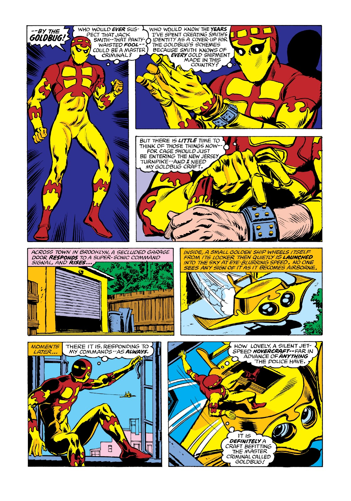 Read online Marvel Masterworks: Luke Cage, Power Man comic -  Issue # TPB 3 (Part 2) - 100