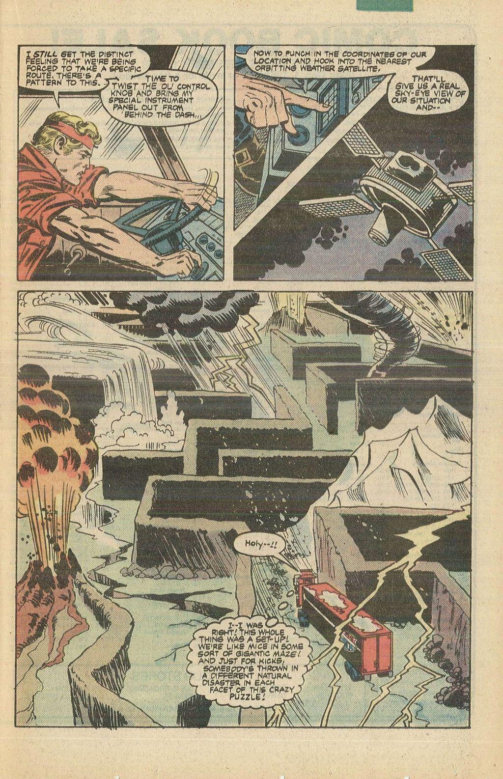Read online U.S. 1 comic -  Issue #5 - 17