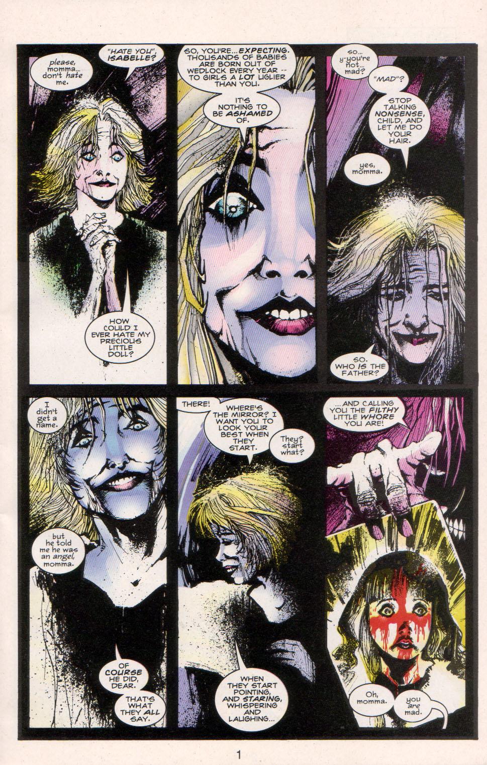 Read online Hellshock comic -  Issue #2 - 3