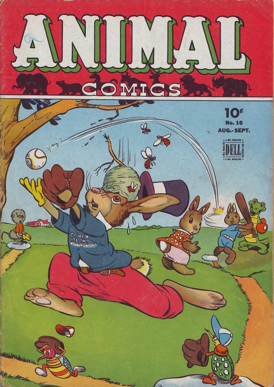 Read online Animal Comics comic -  Issue #16 - 1