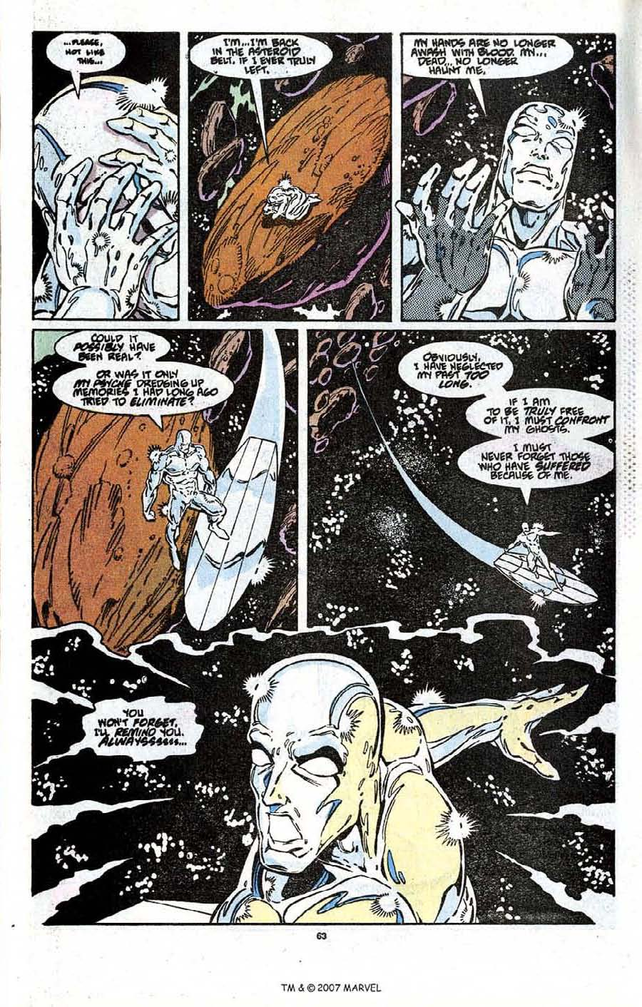 Read online Silver Surfer (1987) comic -  Issue # _Annual 3 - 65