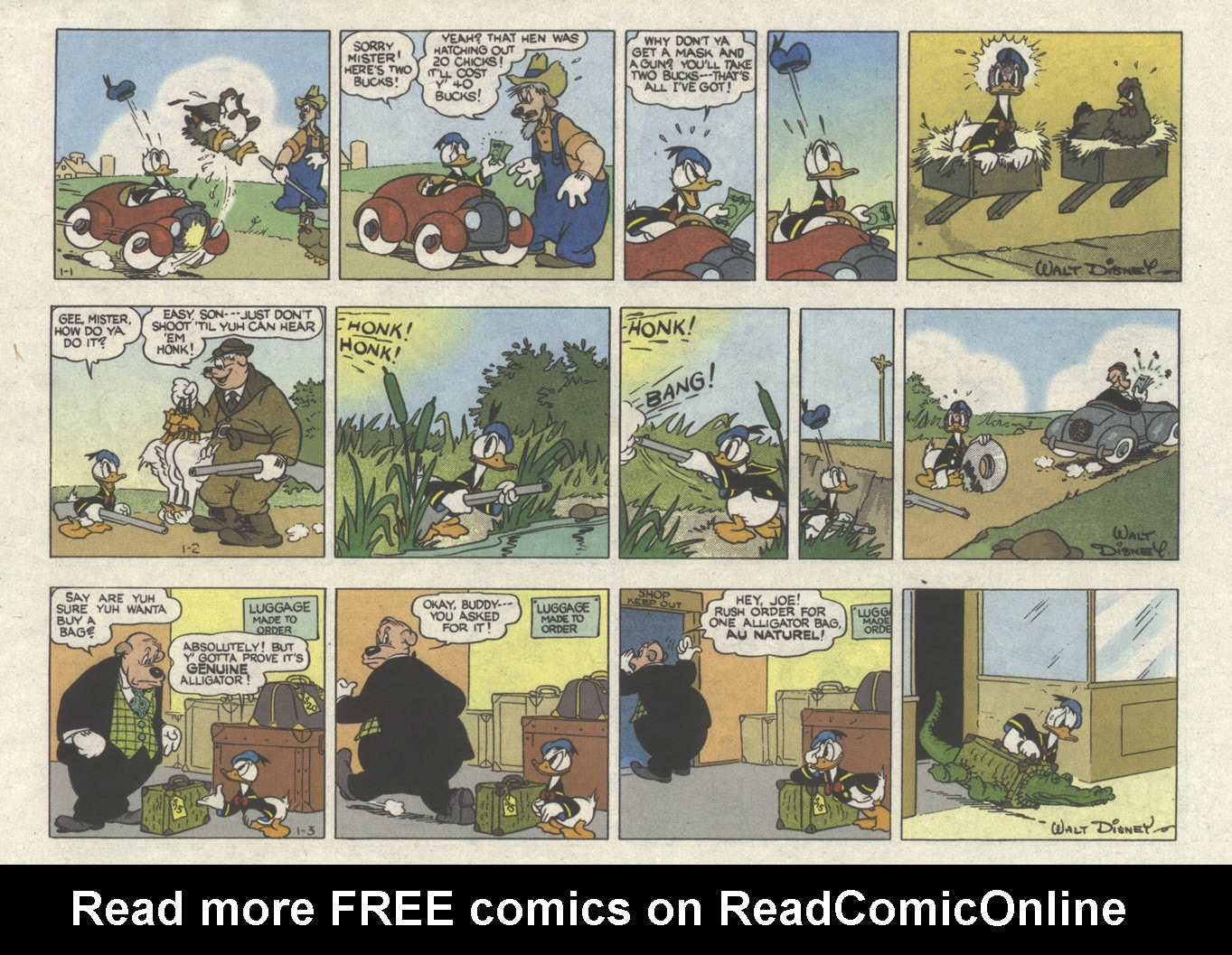 Walt Disney's Donald Duck (1952) issue 305 - Page 15