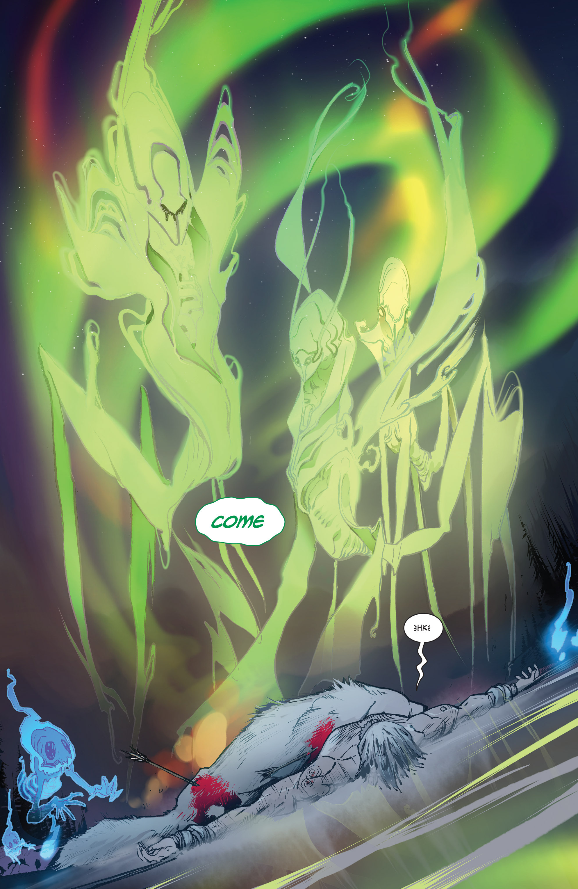 Read online Klaus comic -  Issue #6 - 23