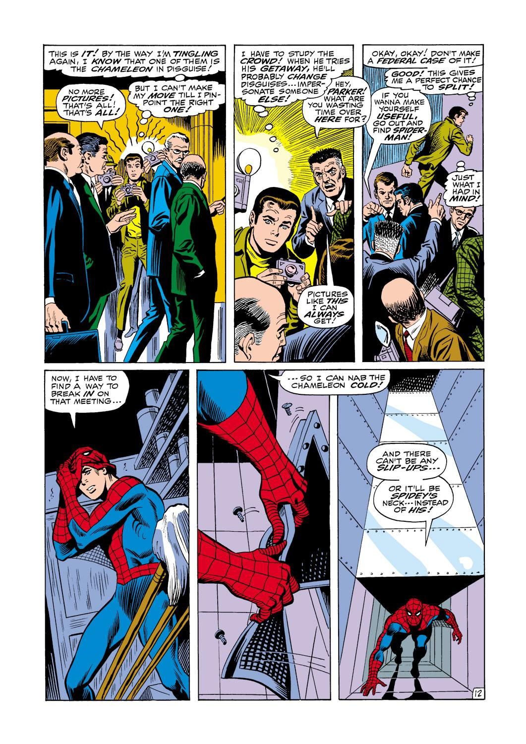 The Amazing Spider-Man (1963) 80 Page 12