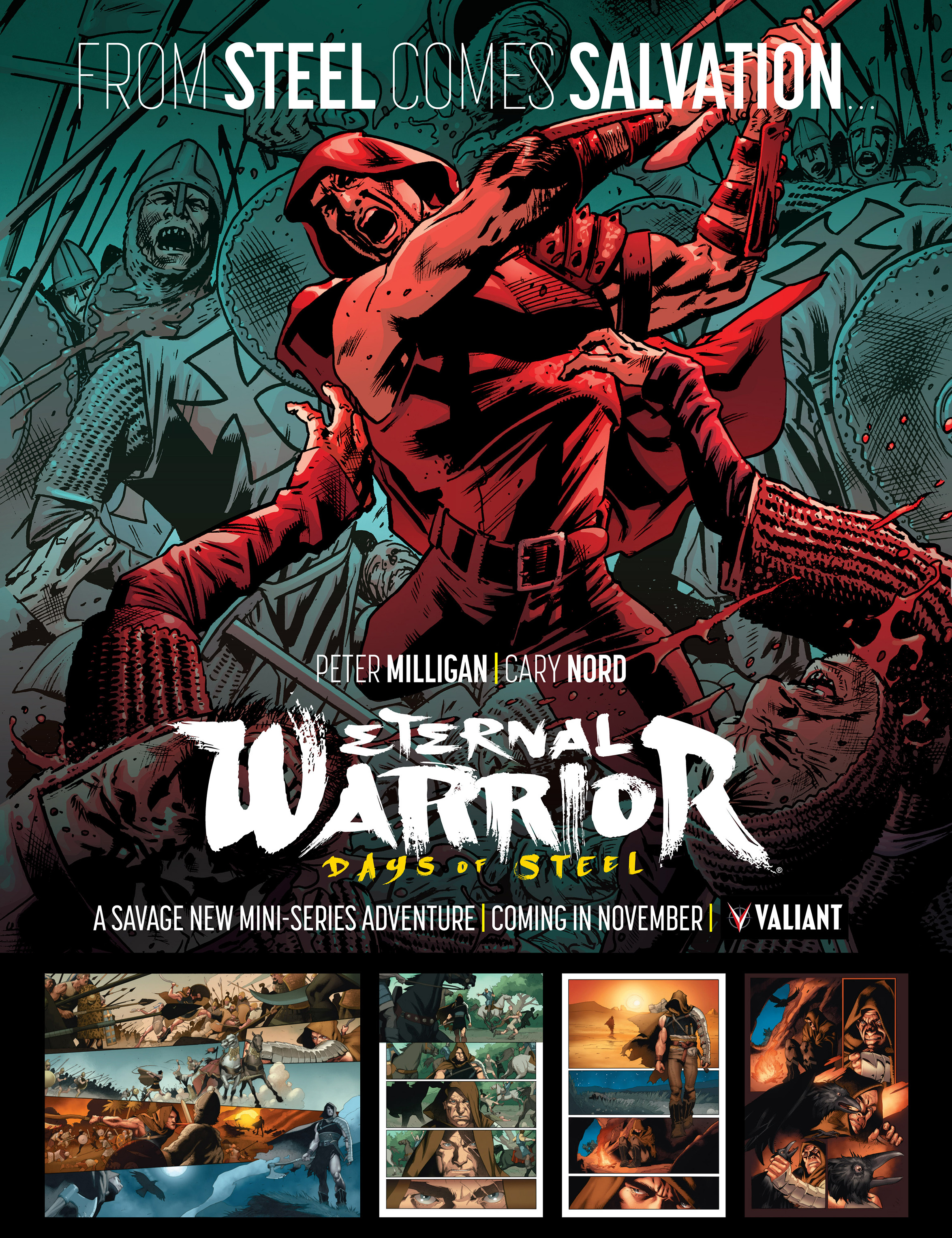Read online Armor Hunters: Aftermath comic -  Issue # Full - 24