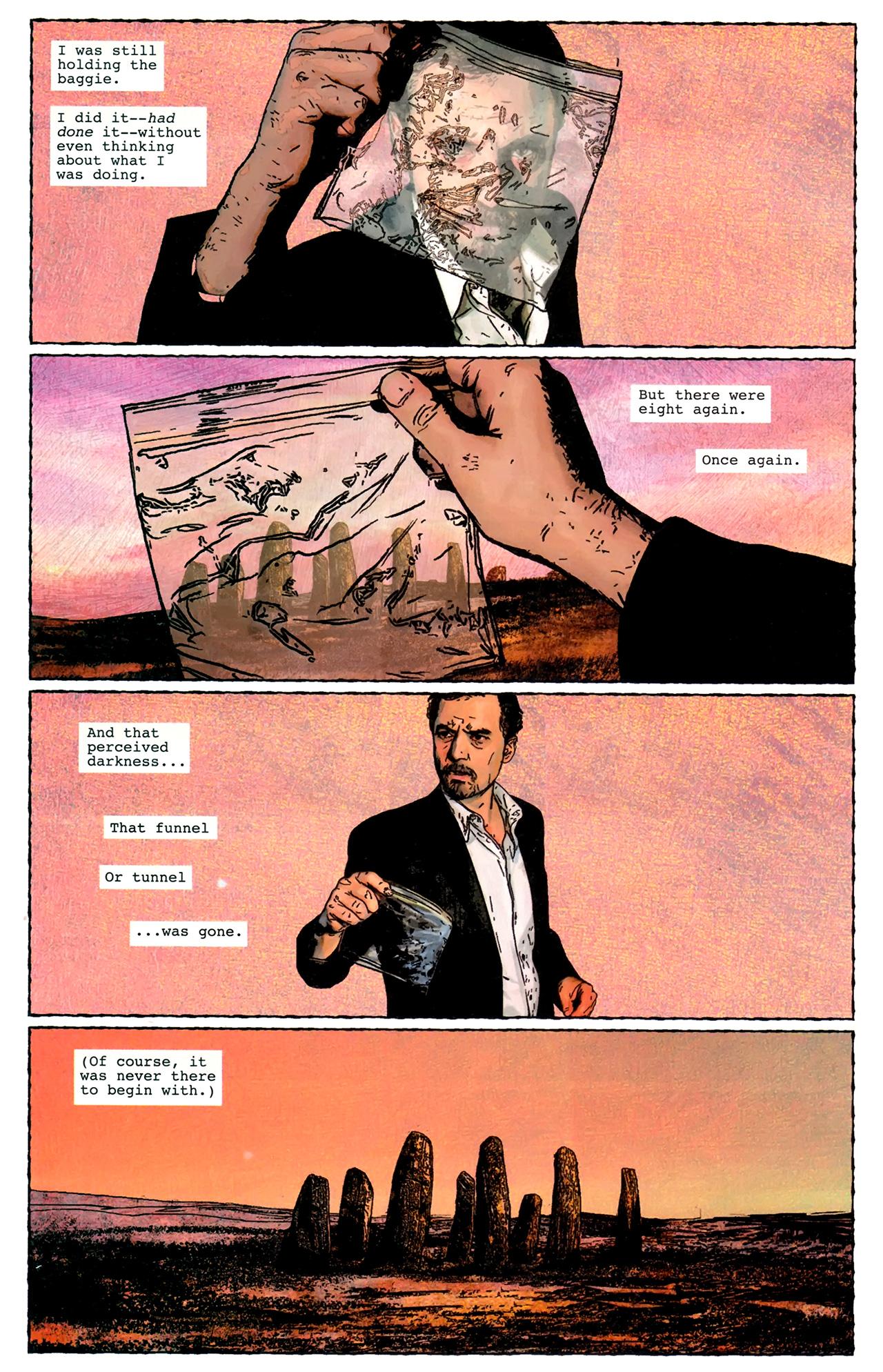 Read online Stephen King's N. comic -  Issue #3 - 11