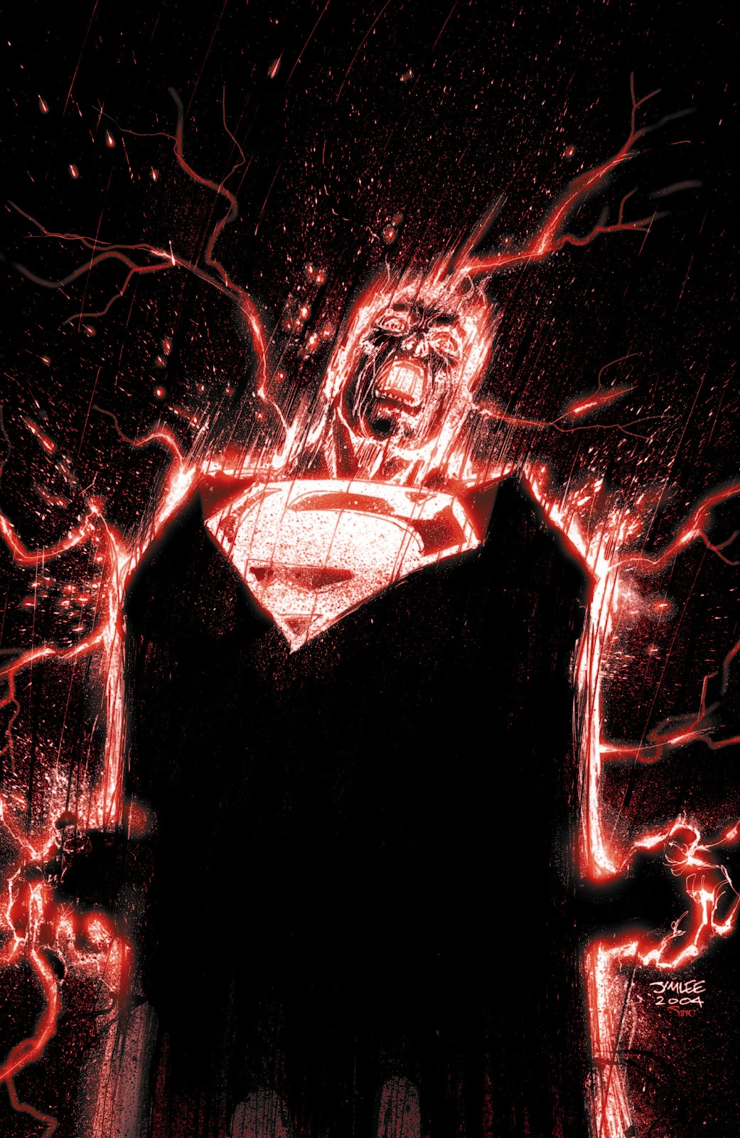 Read online Superman: For Tomorrow comic -  Issue # TPB (Part 3) - 2