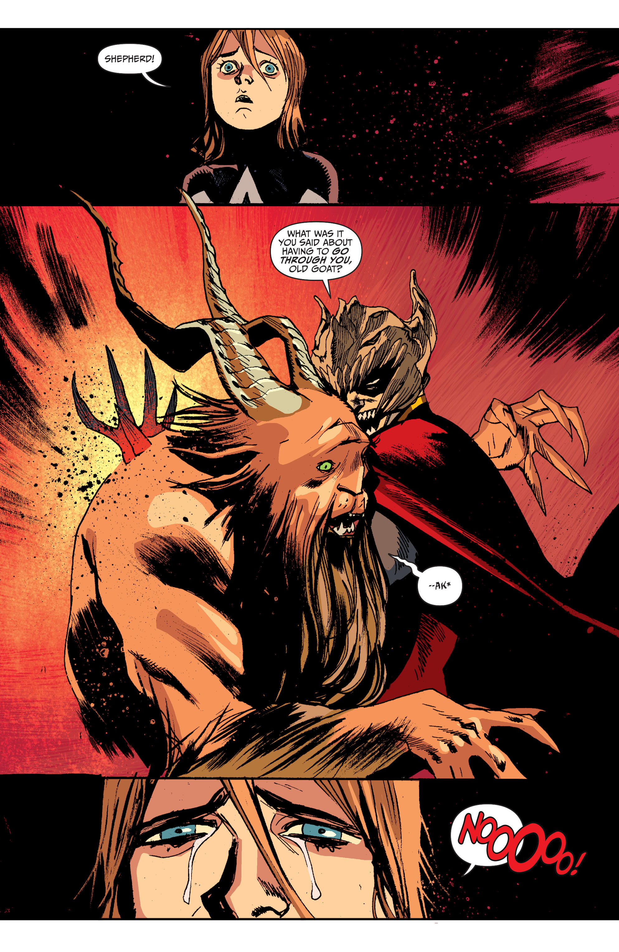 Read online Animal Man (2011) comic -  Issue #27 - 18