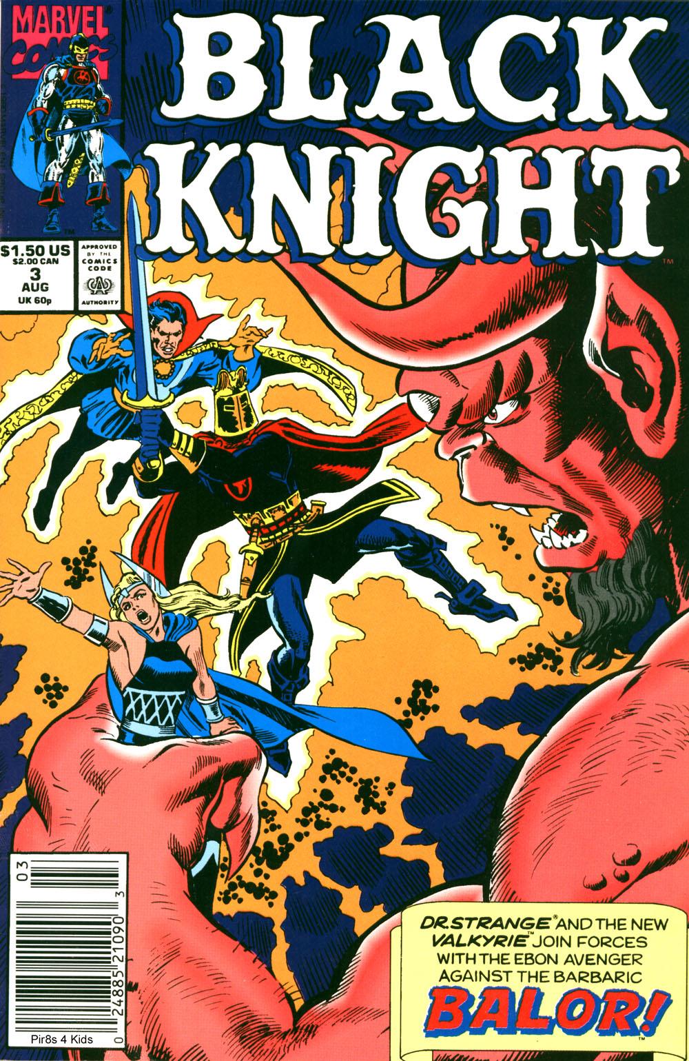 Black Knight (1990) 3 Page 1