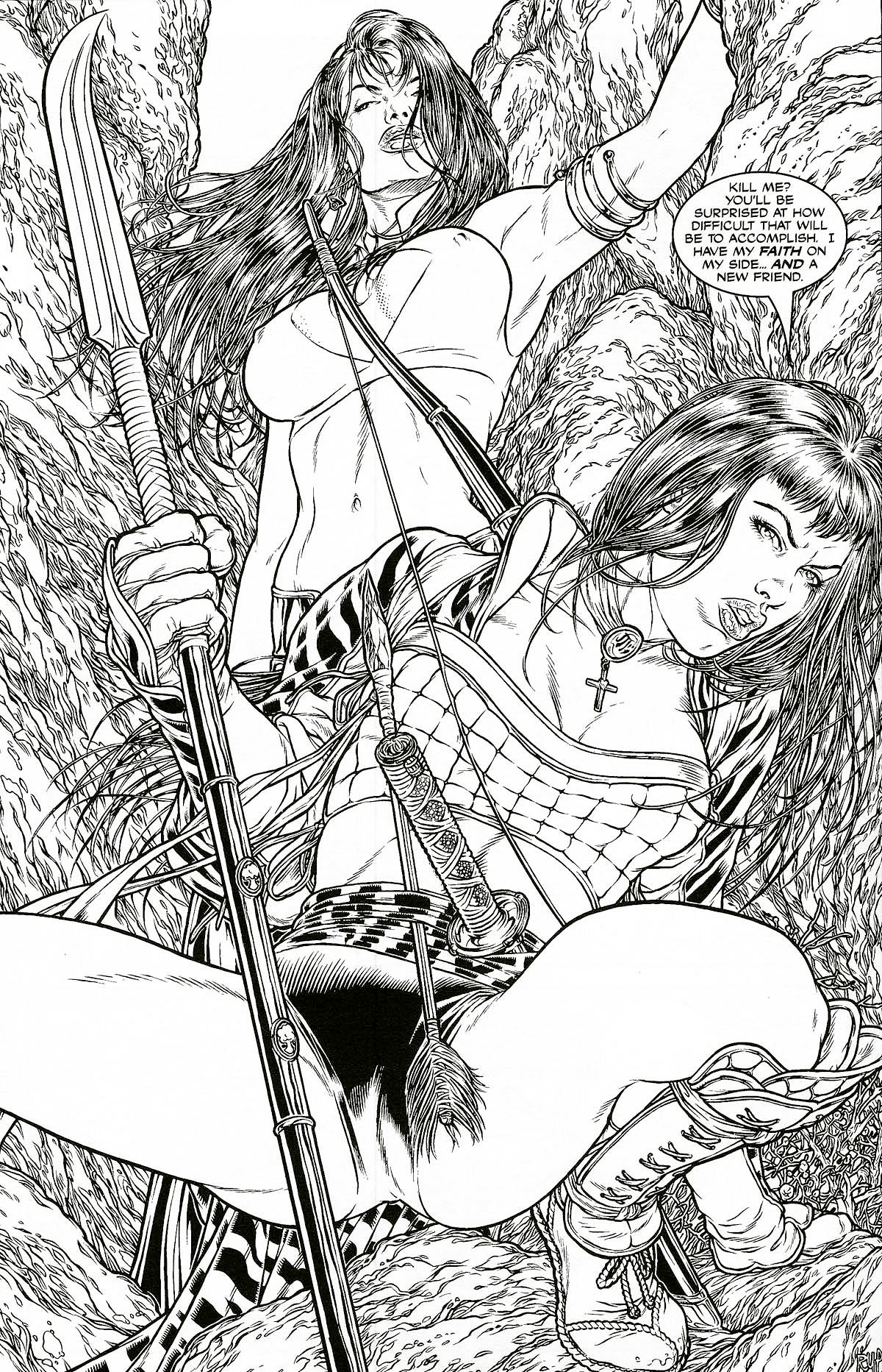 Read online Shi: Pandora's Box comic -  Issue #1 - 12