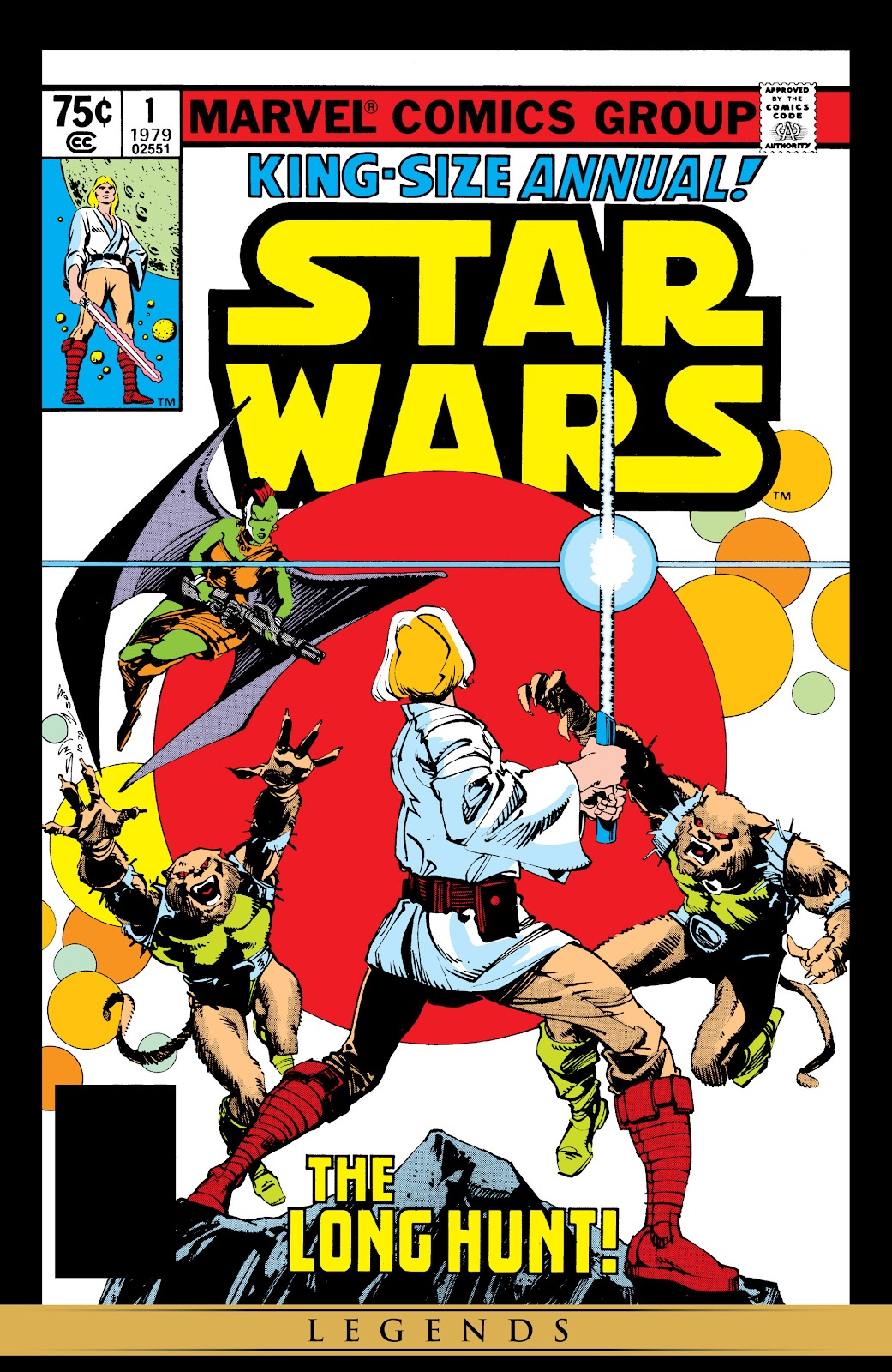 Read online Star Wars Legends: The Original Marvel Years - Epic Collection comic -  Issue # TPB 2 (Part 3) - 2