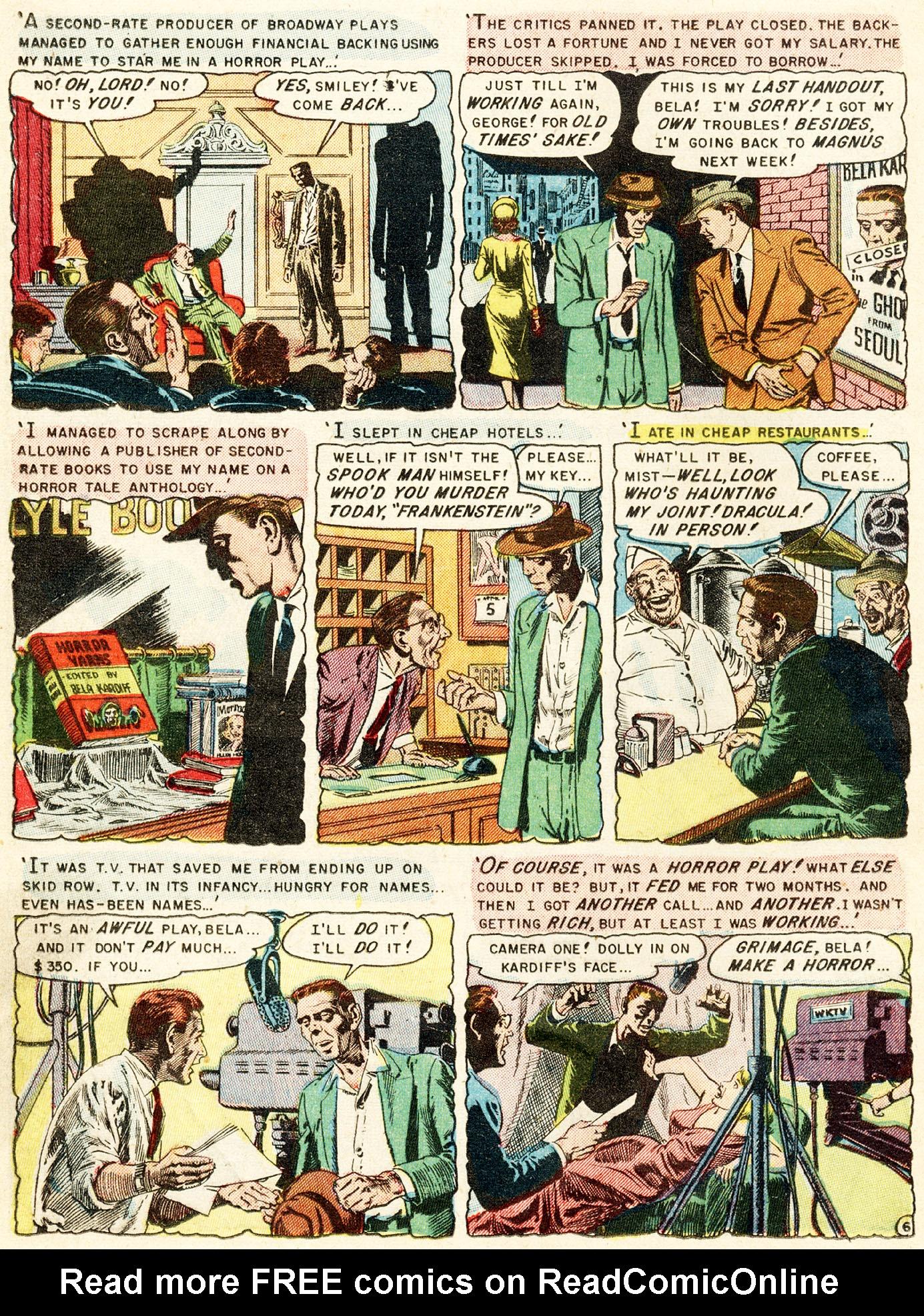Read online Shock SuspenStories comic -  Issue #17 - 16