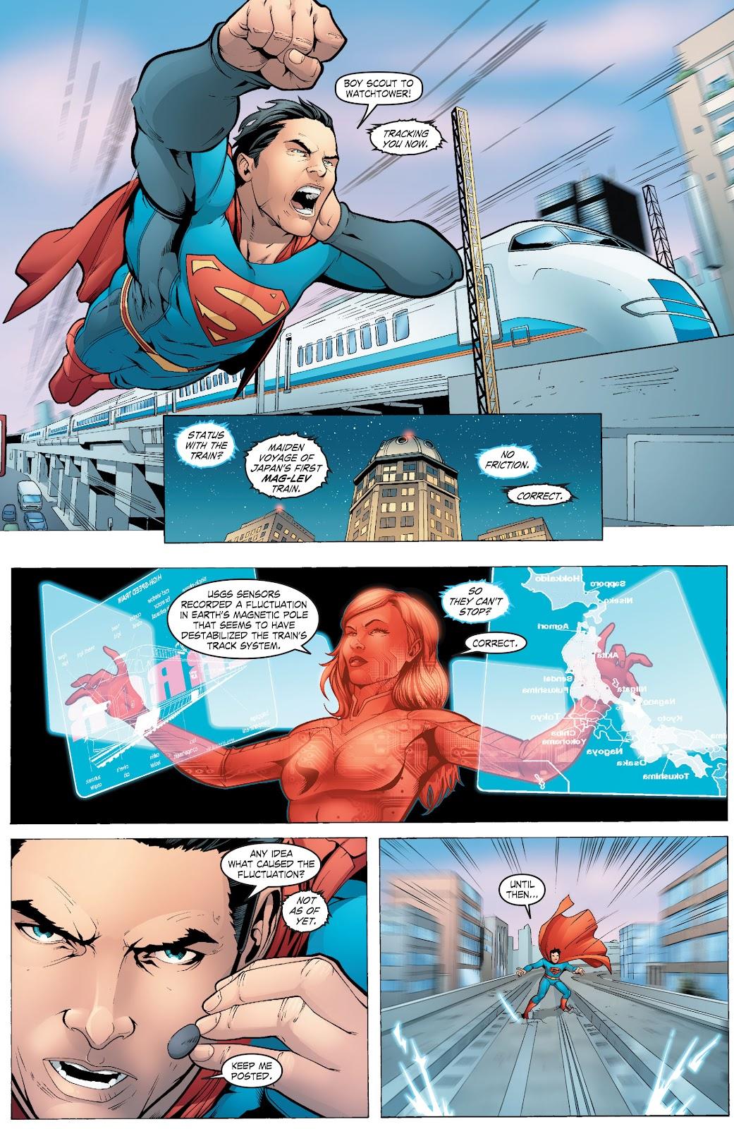 Read online Smallville Season 11 [II] comic -  Issue # TPB 6 - 55