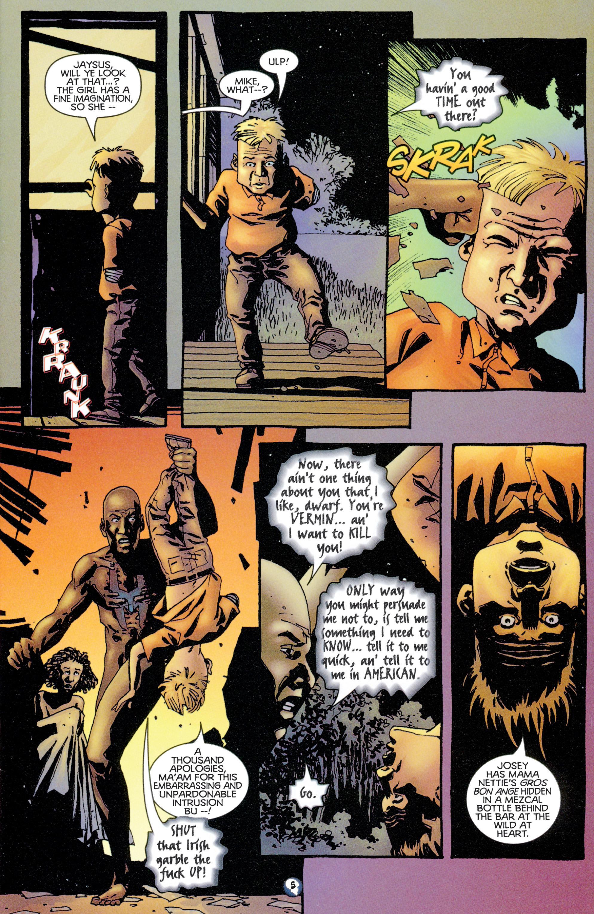 Read online Shadowman (1997) comic -  Issue #8 - 6