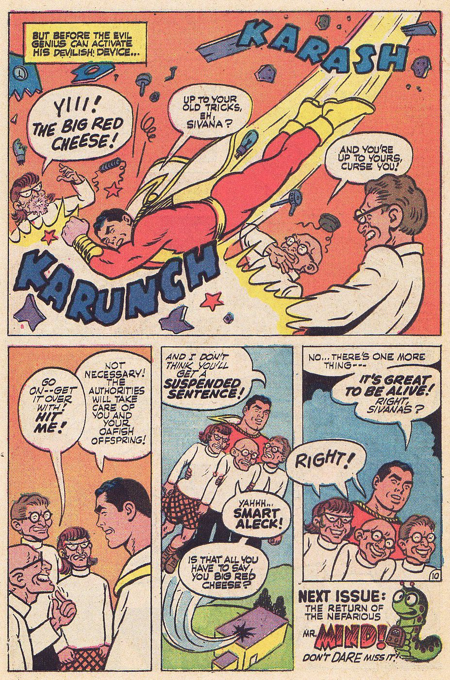 Read online Shazam! (1973) comic -  Issue #1 - 17