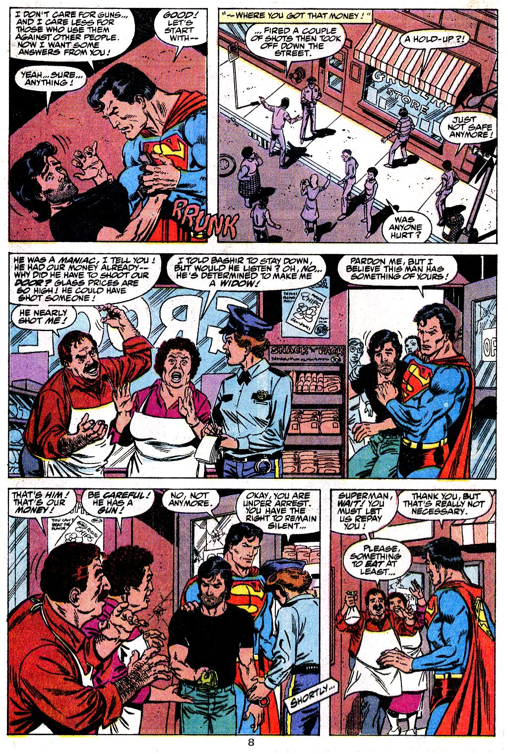 Action Comics (1938) 653 Page 8