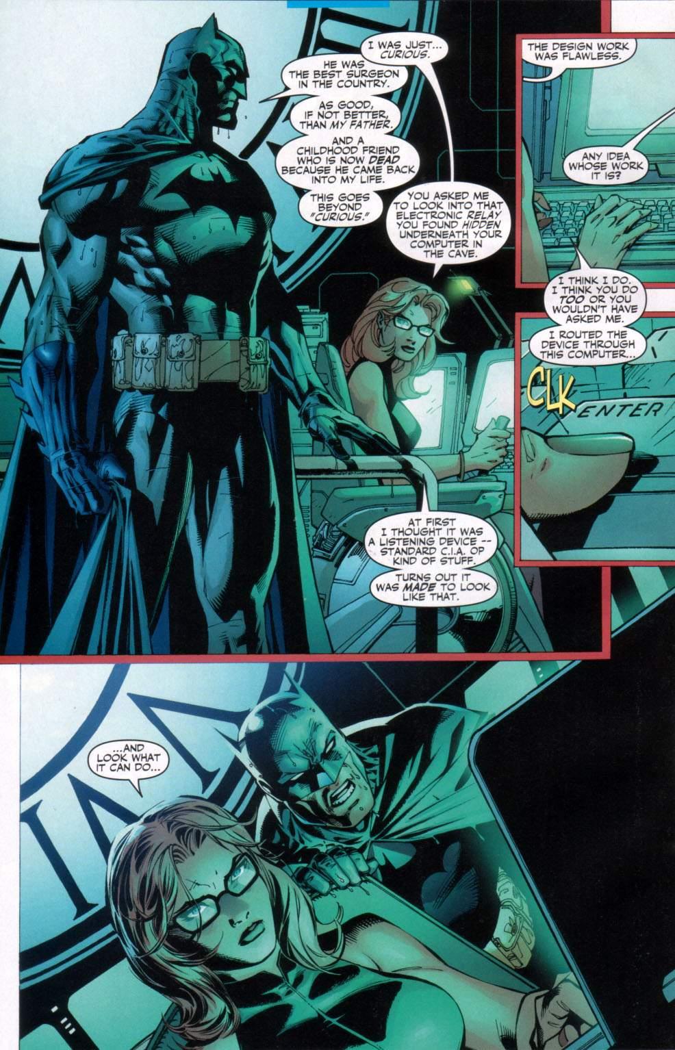 Read online Batman: Hush comic -  Issue #11 - 20