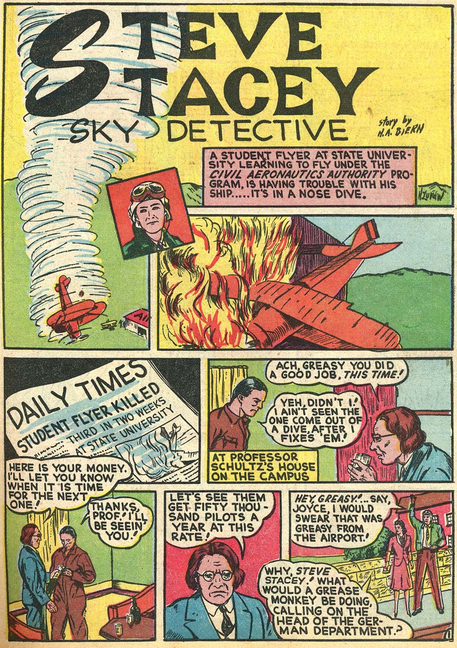 Blue Ribbon Comics (1939) issue 9 - Page 31