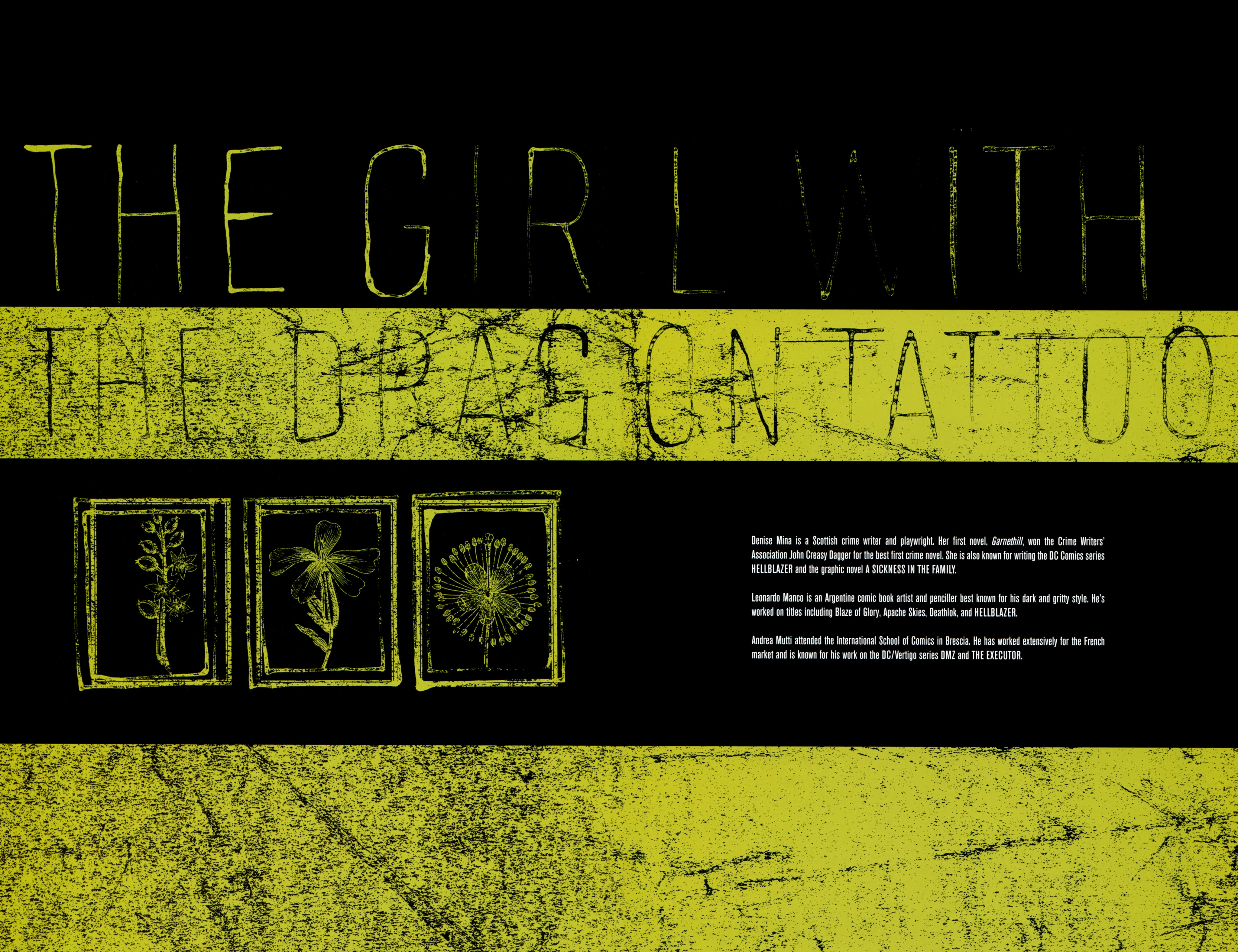 Read online The Girl With the Dragon Tattoo comic -  Issue # TPB 2 - 157