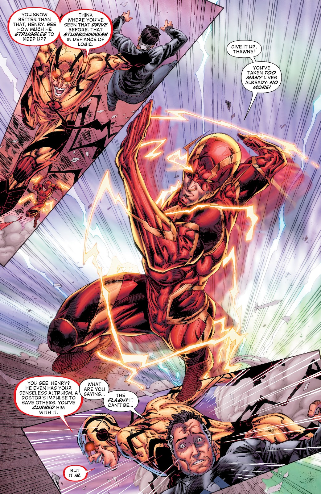 Read online The Flash (2011) comic -  Issue # _TPB 8 (Part 2) - 82